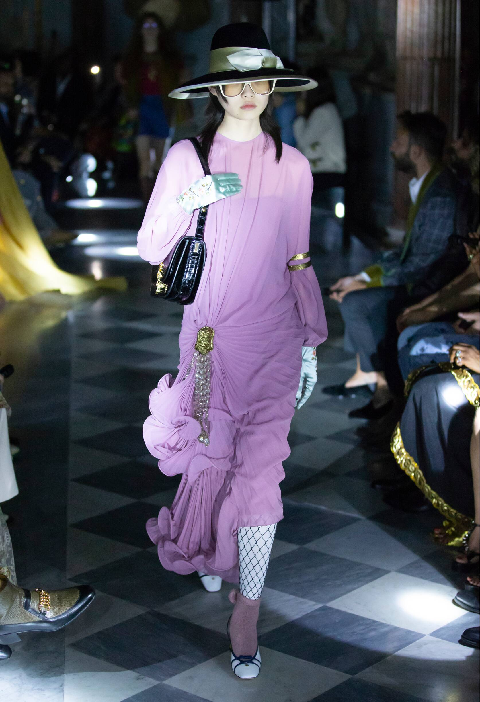 Gucci Cruise 2020 Collection Look 70 Rome