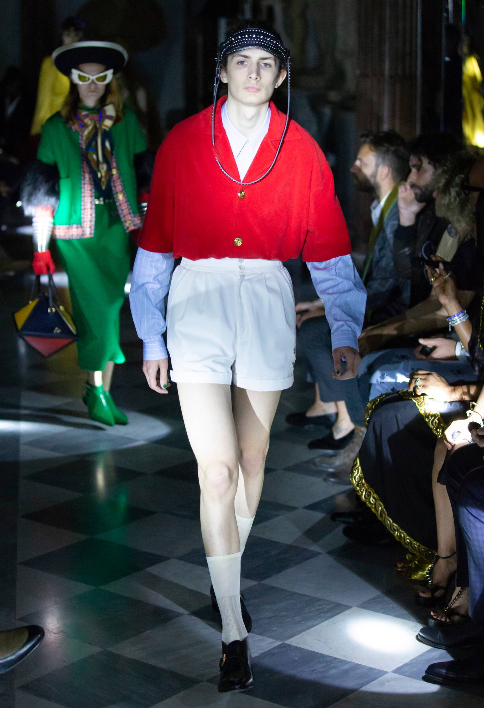 Gucci Cruise 2020 Collection Look 72 Rome