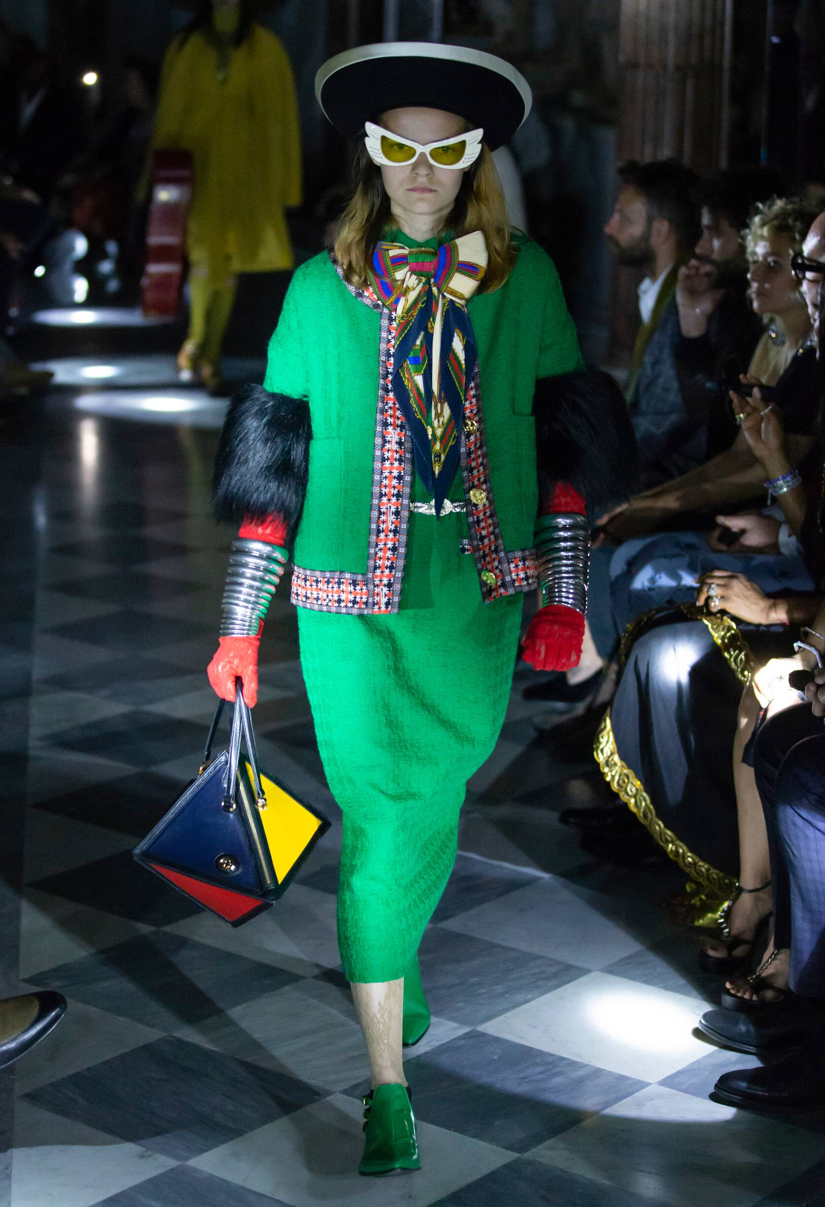 Gucci Cruise 2020 Collection Look 73 Rome