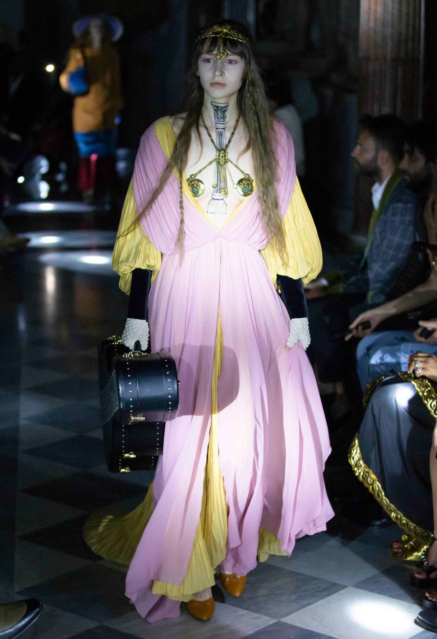 Gucci Cruise 2020 Collection Look 74 Rome