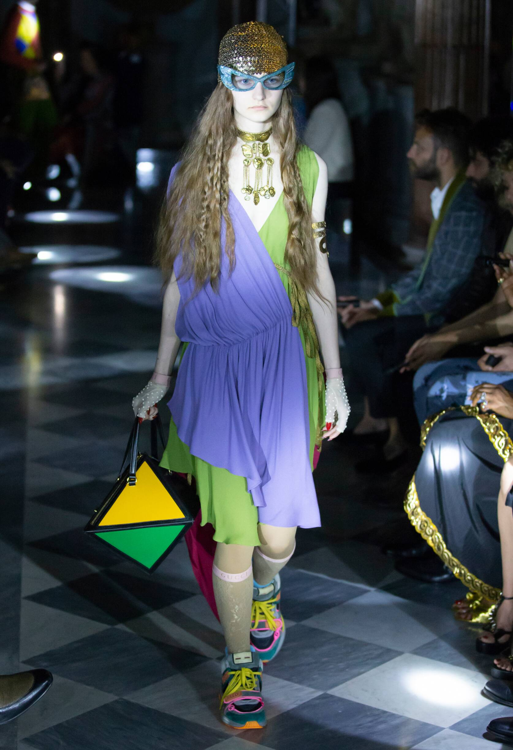 Gucci Cruise 2020 Collection Look 76 Rome
