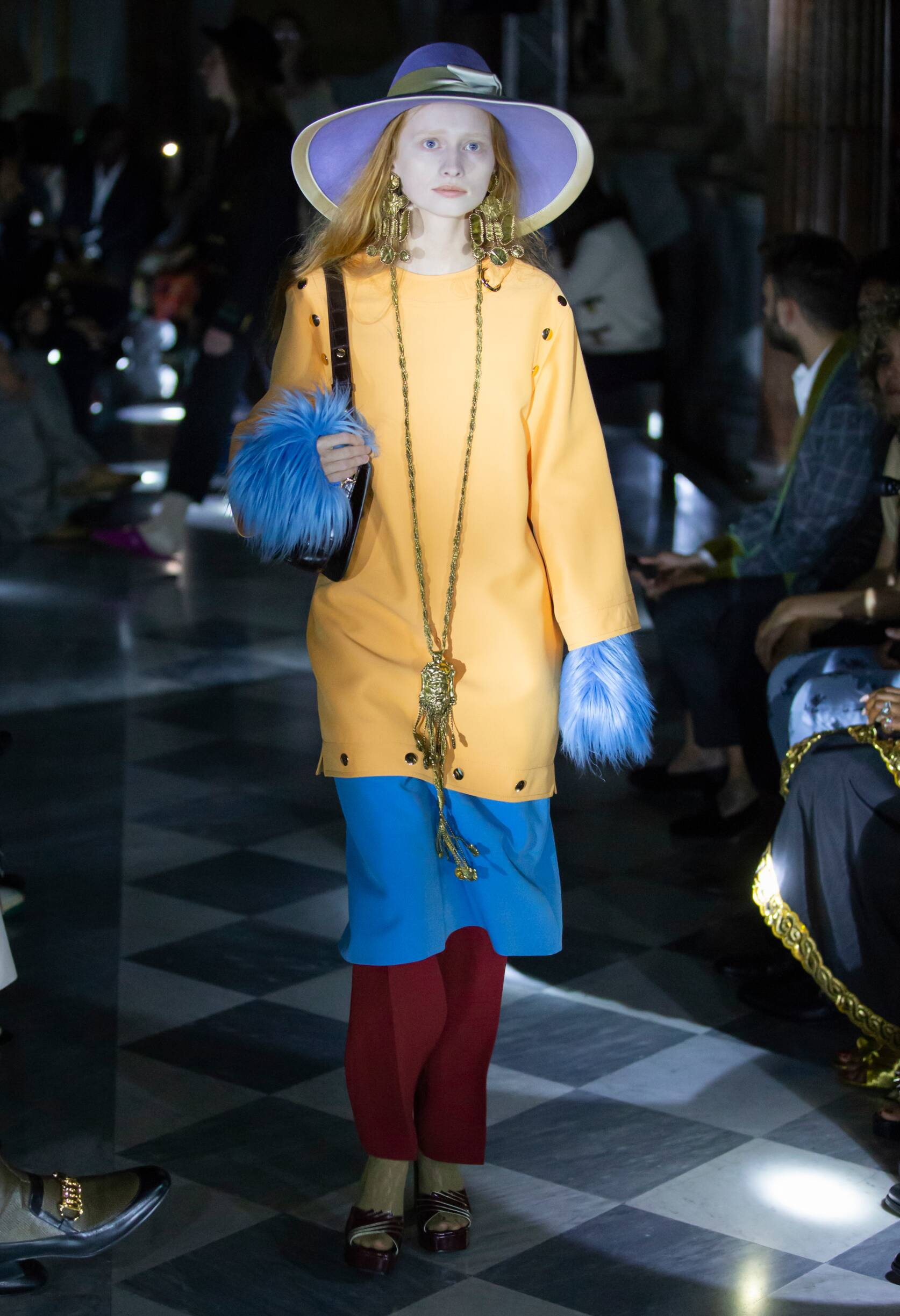 Gucci Cruise 2020 Collection Look 78 Rome