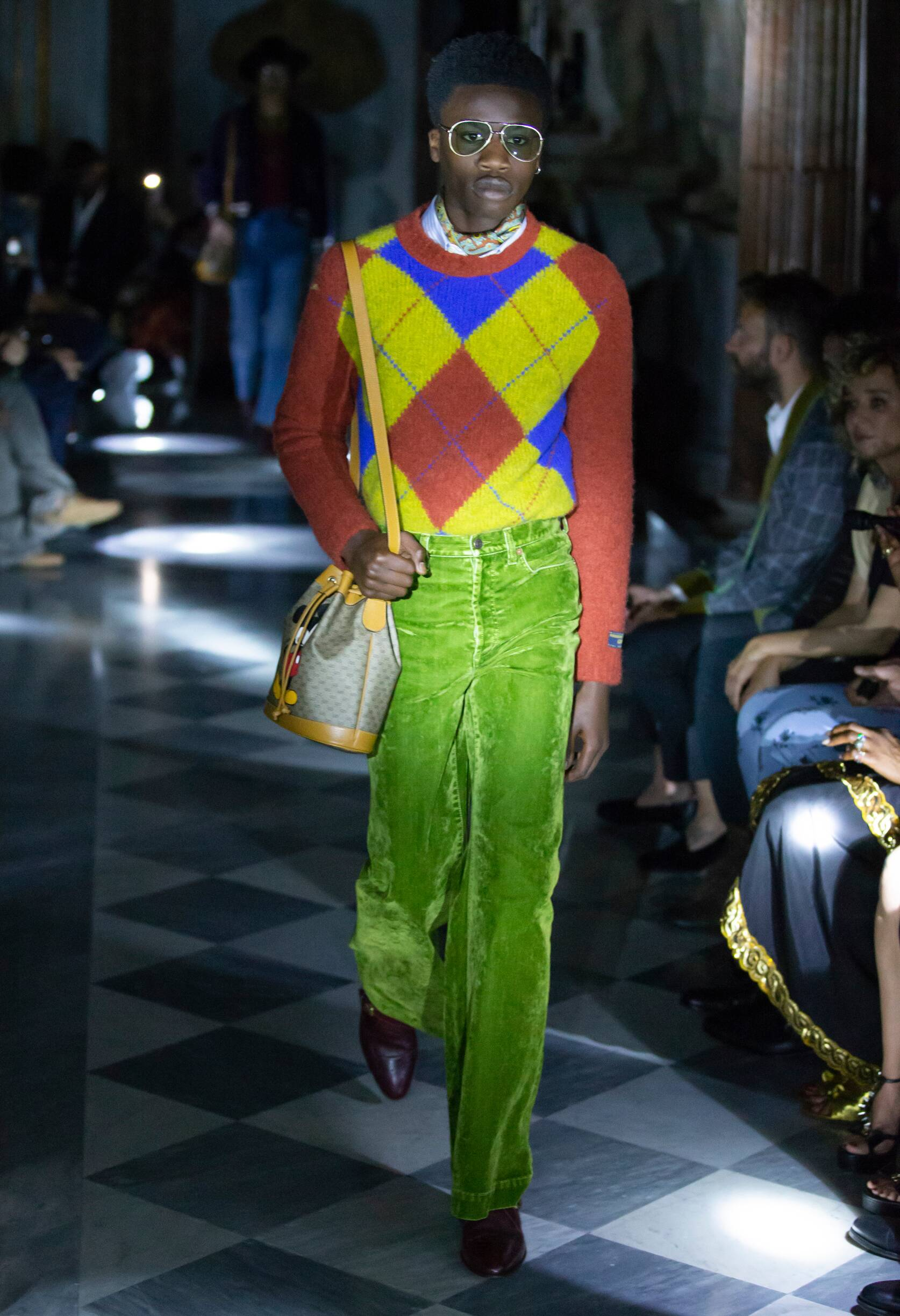 Gucci Cruise 2020 Collection Look 79 Rome
