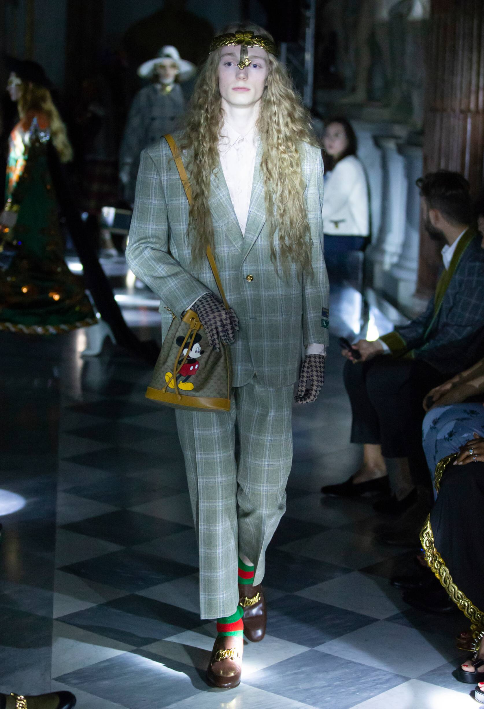 Gucci Cruise 2020 Collection Look 8 Rome