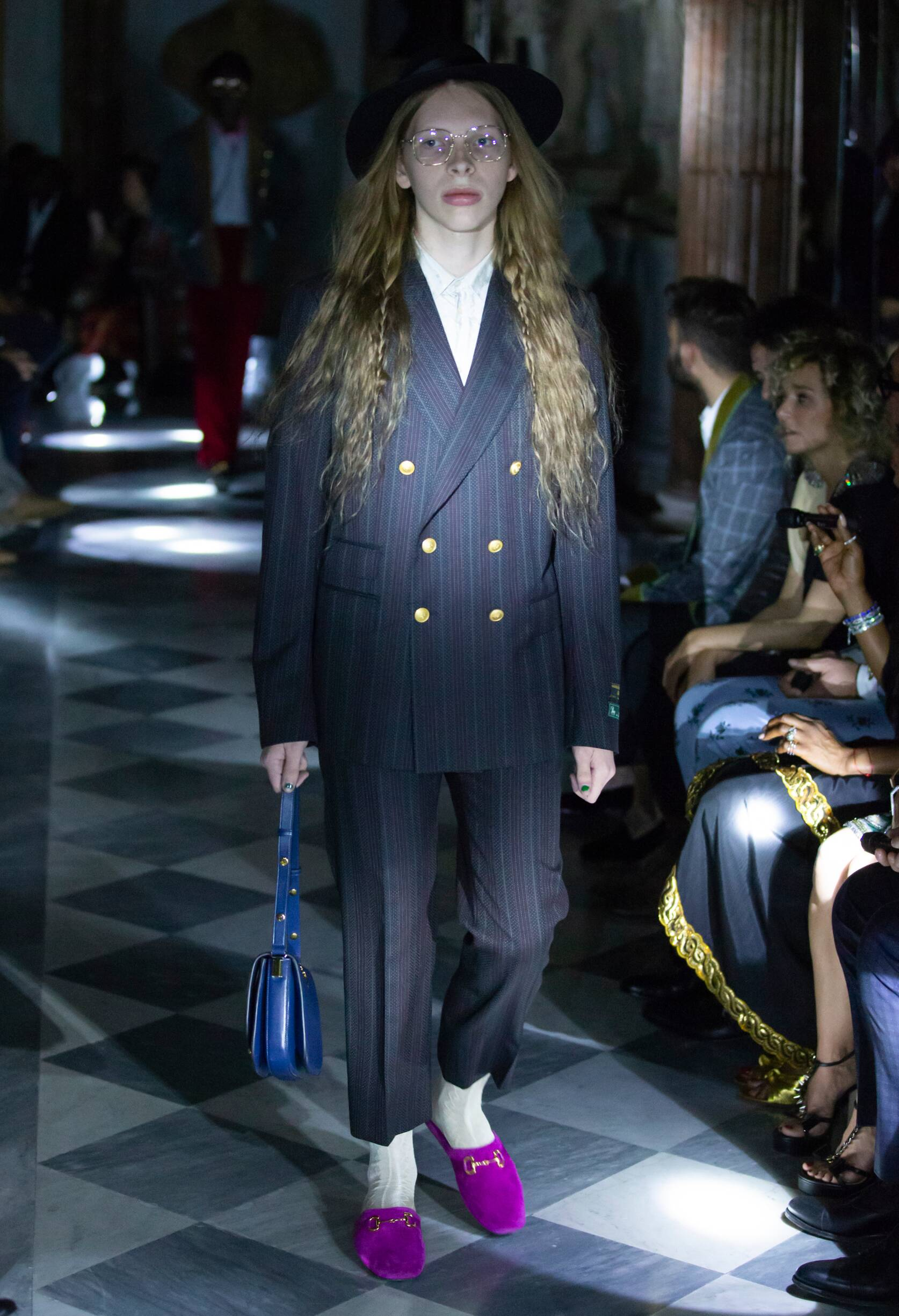 Gucci Cruise 2020 Collection Look 80 Rome