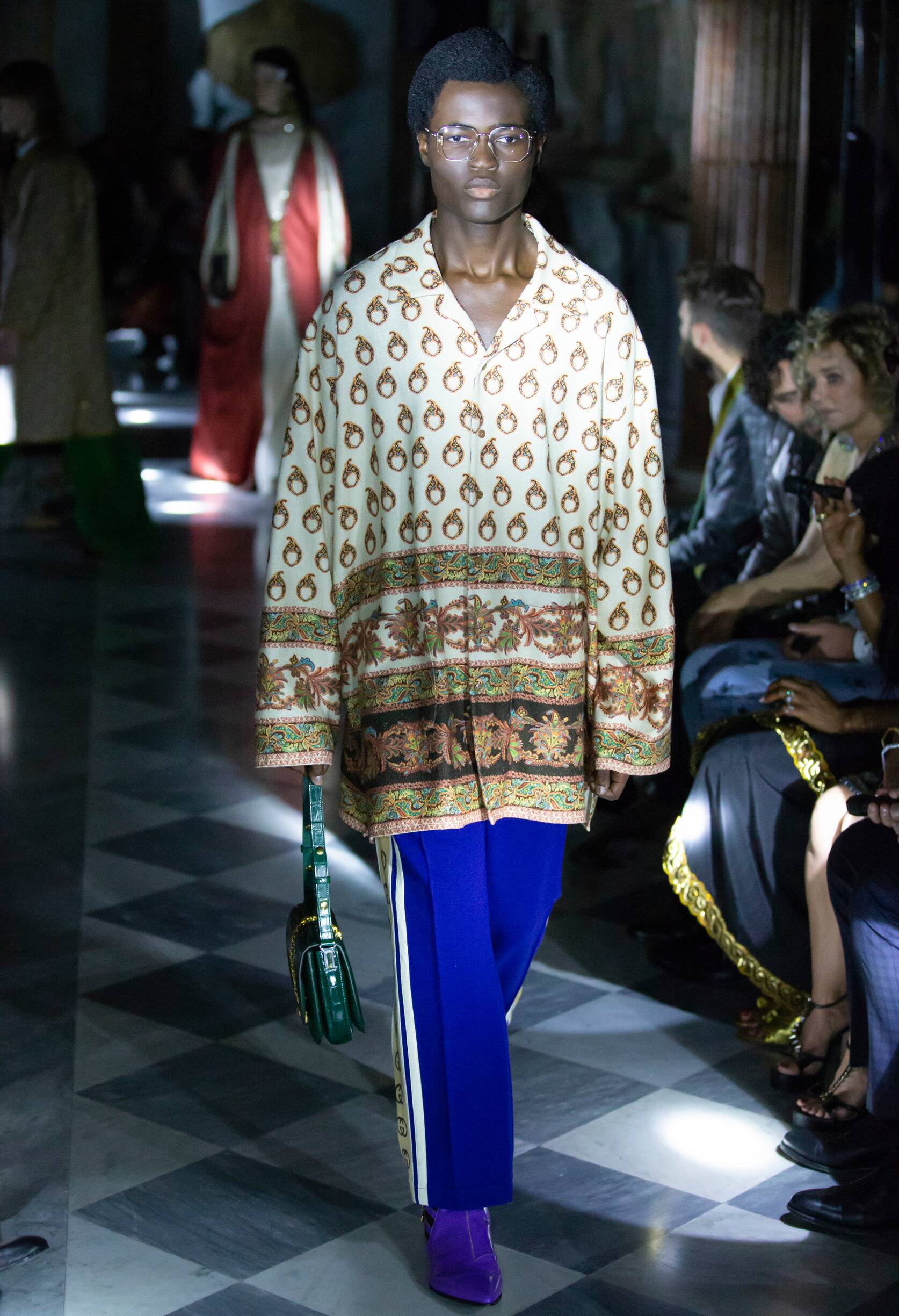 Gucci Cruise 2020 Collection Look 82 Rome