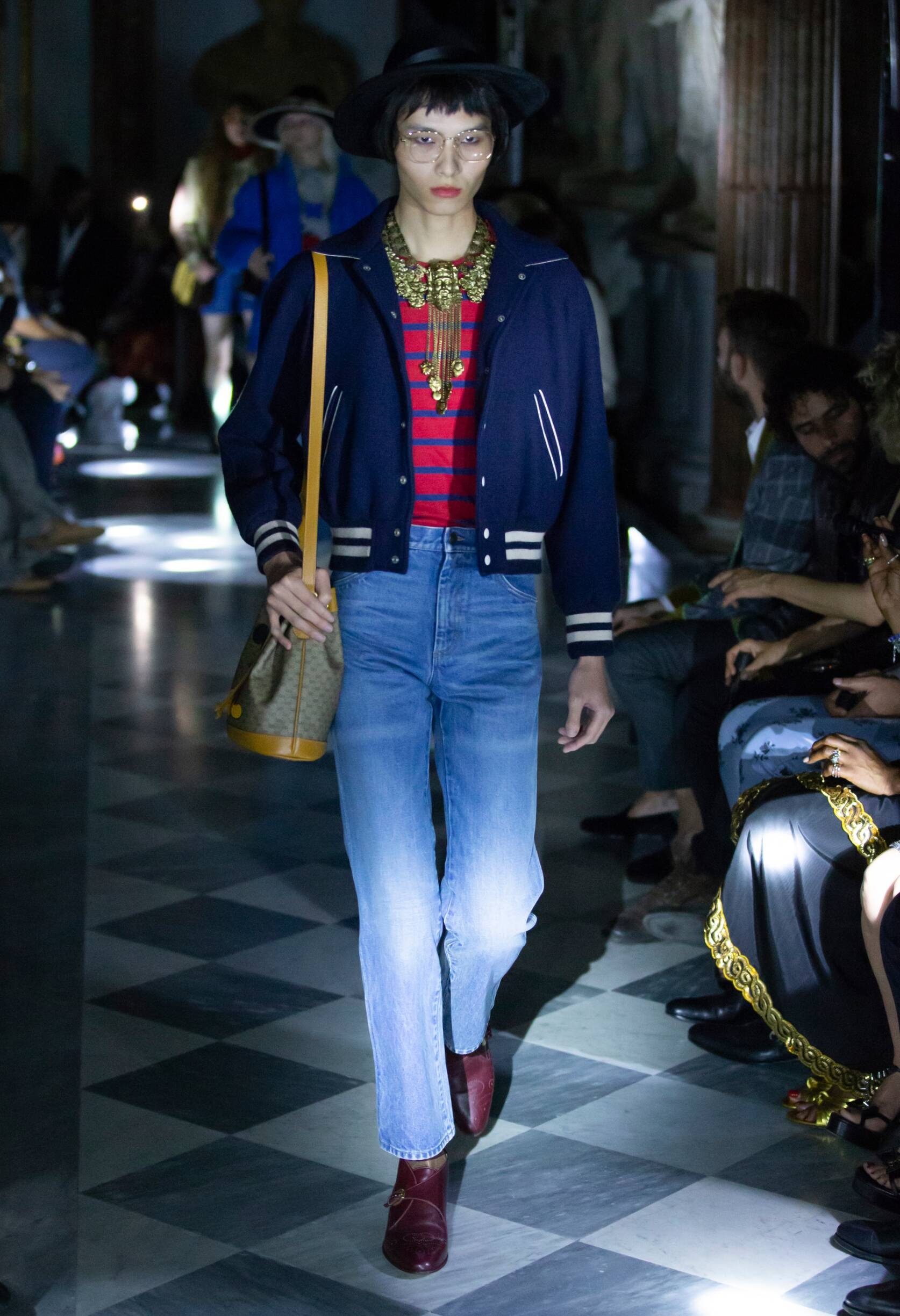 Gucci Cruise 2020 Collection Look 83 Rome