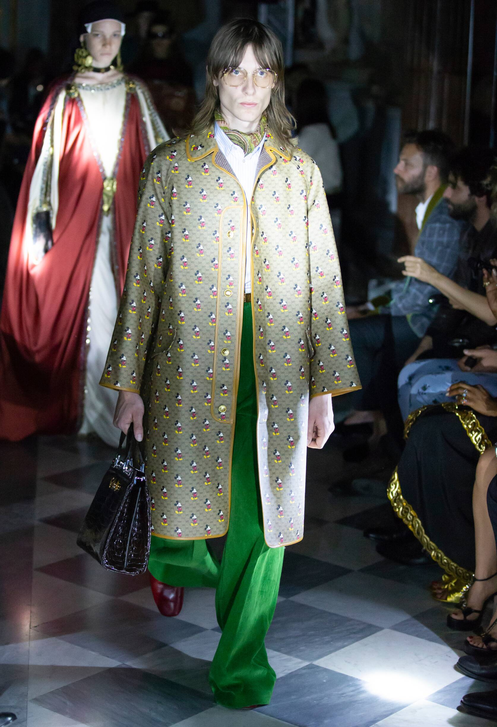 Gucci Cruise 2020 Collection Look 85 Rome