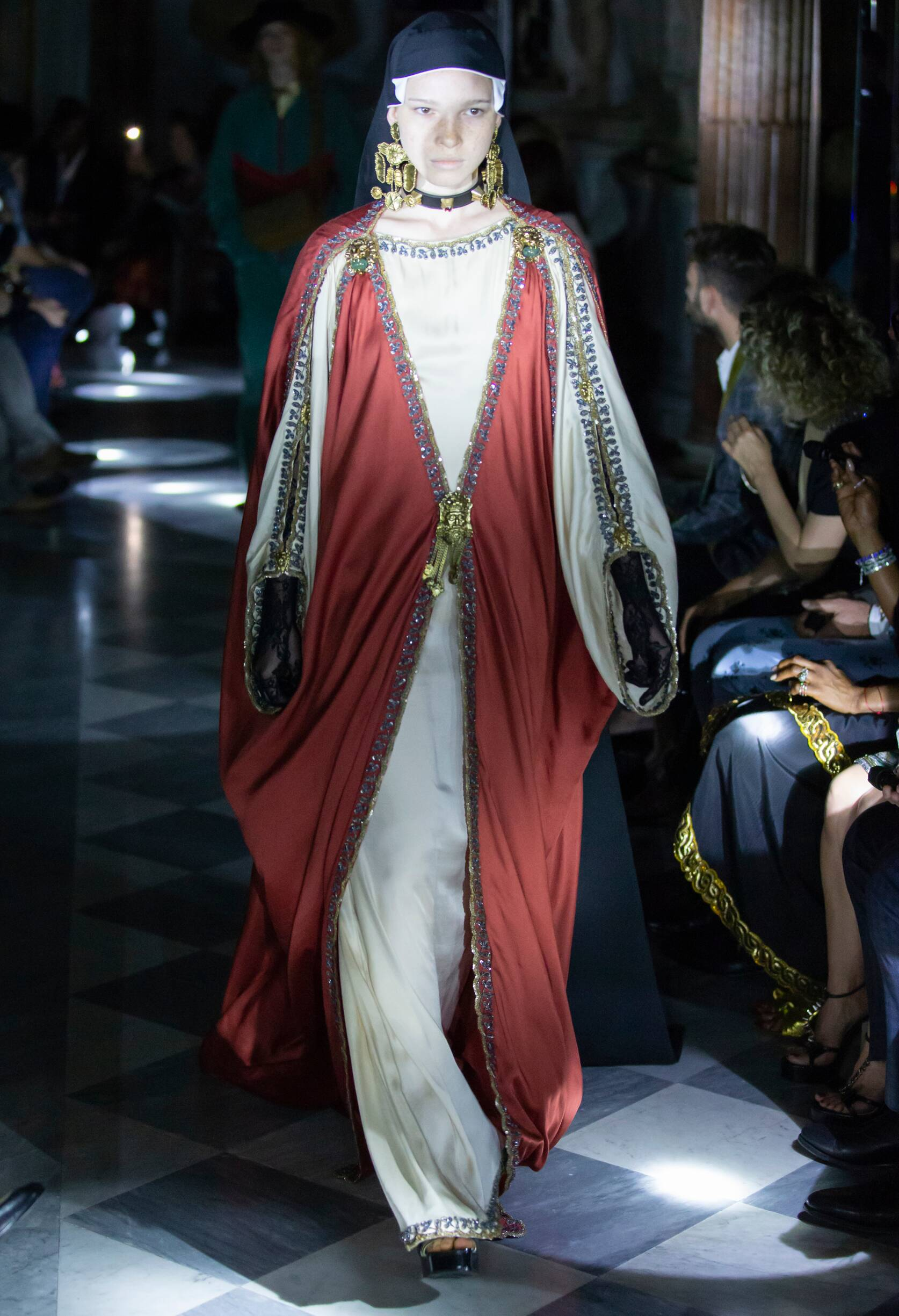 Gucci Cruise 2020 Collection Look 86 Rome