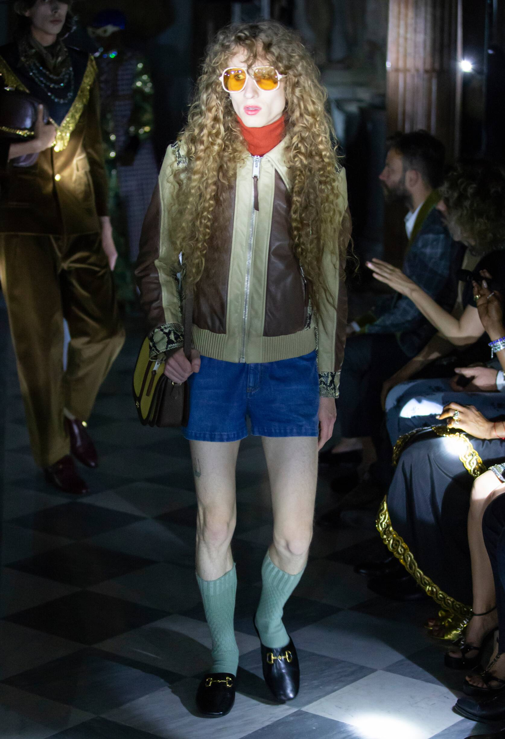 Gucci Cruise 2020 Collection Look 88 Rome