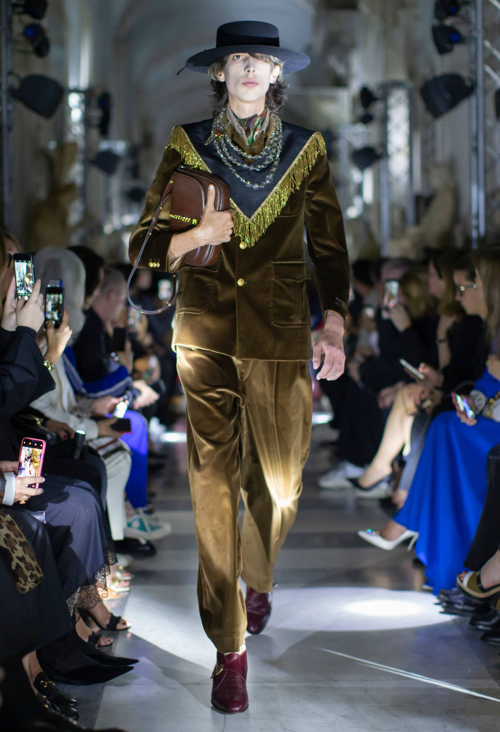 Gucci Cruise 2020 Collection Look 89 Rome