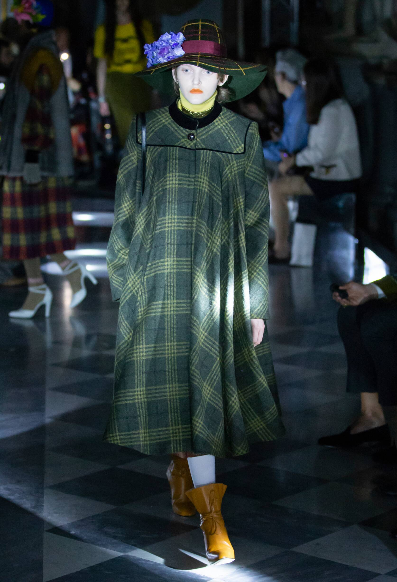 Gucci Cruise 2020 Collection Look 9 Rome