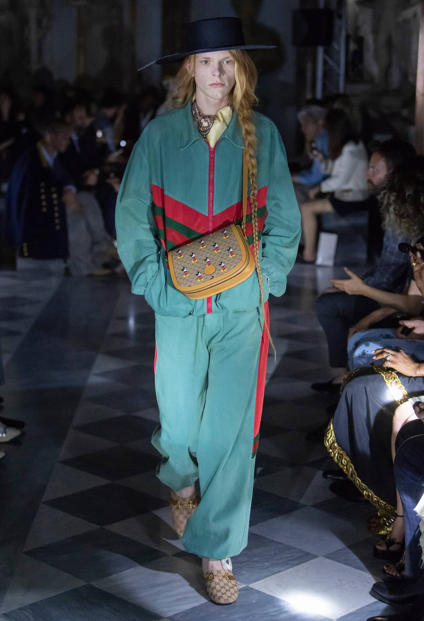 Gucci Cruise 2020 Collection Look 92 Rome