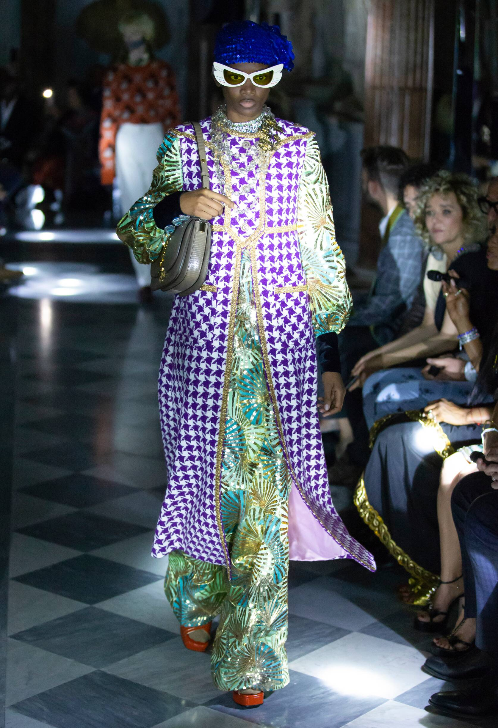 Gucci Cruise 2020 Collection Look 93 Rome