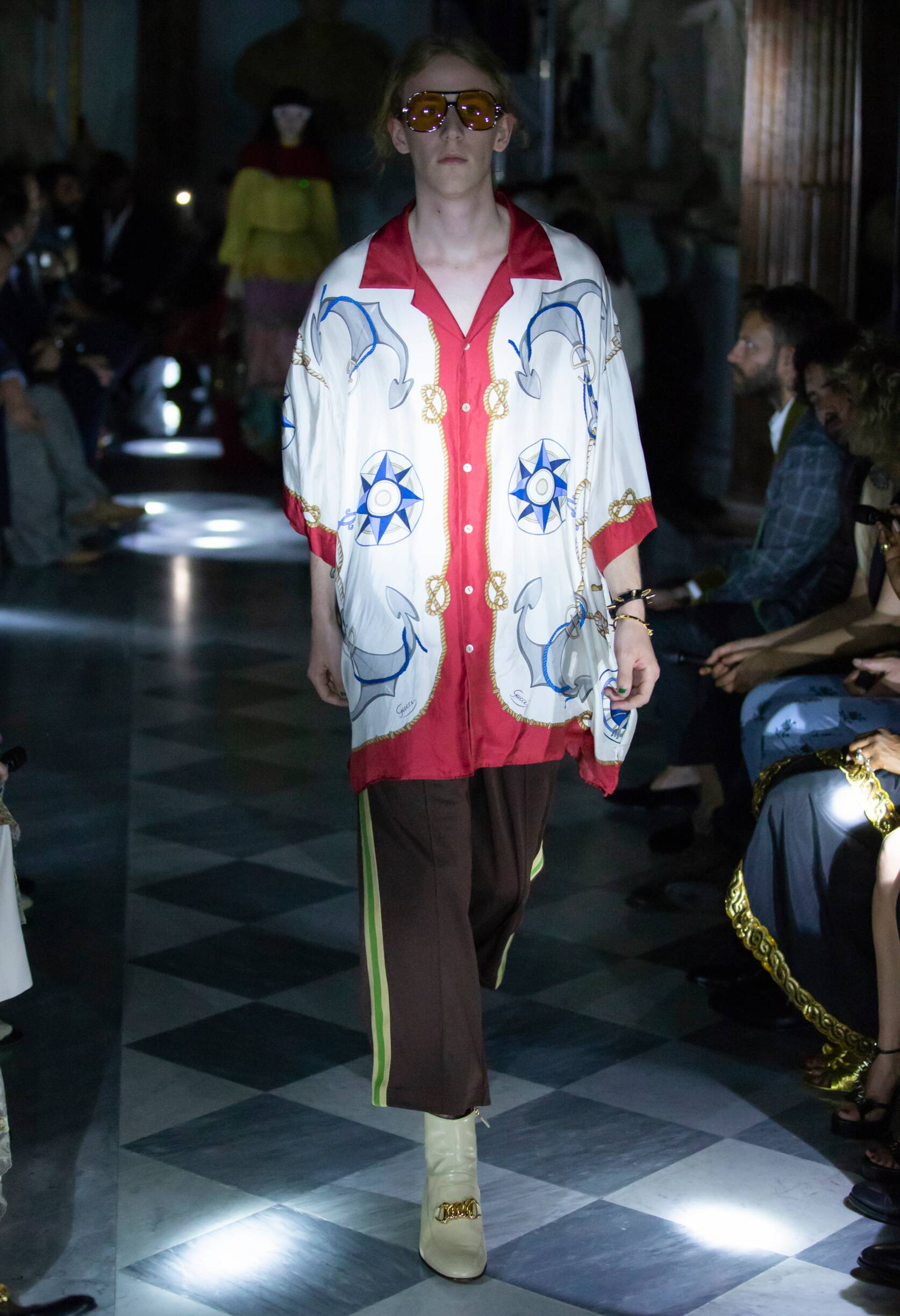 Gucci Cruise 2020 Collection Look 94 Rome