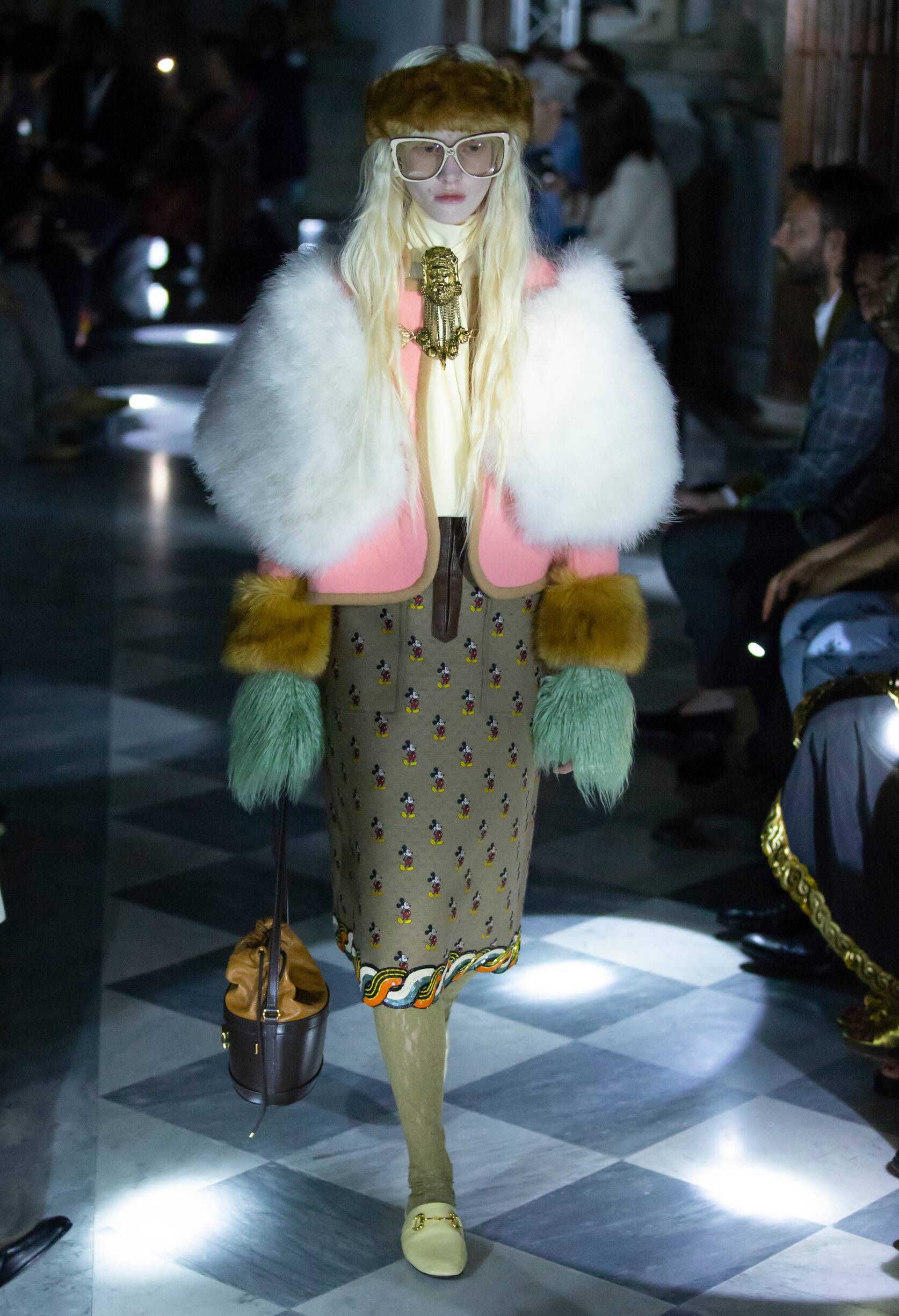 Gucci Cruise 2020 Collection Look 95 Rome