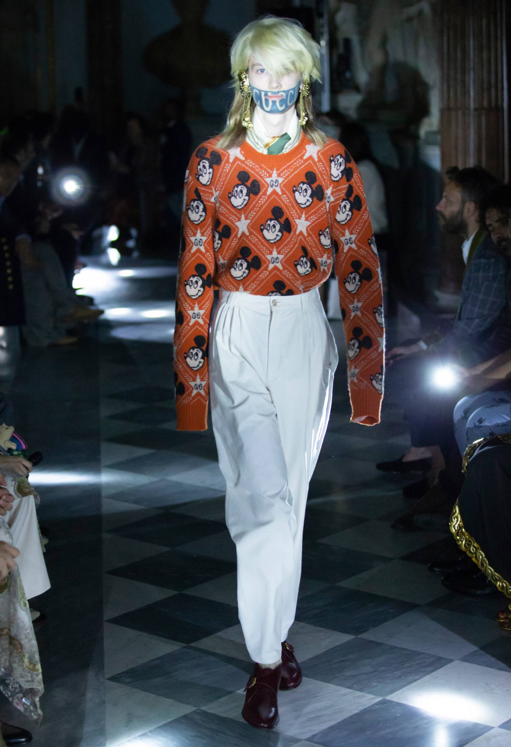 Gucci Cruise 2020 Collection Look 96 Rome