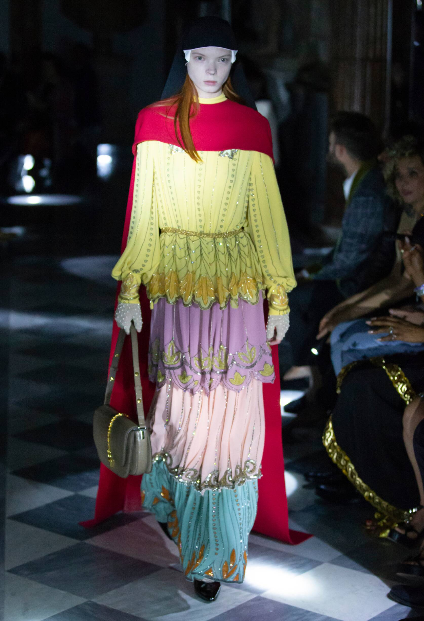 Gucci Cruise 2020 Collection Look 97 Rome