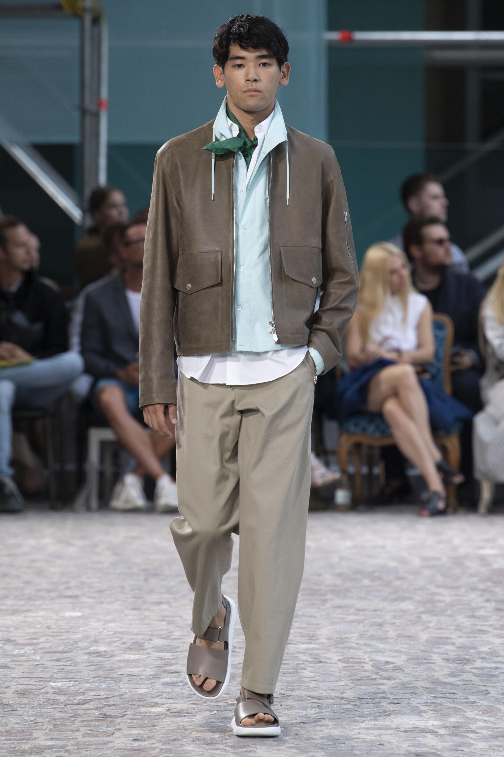 Hermès Man Style