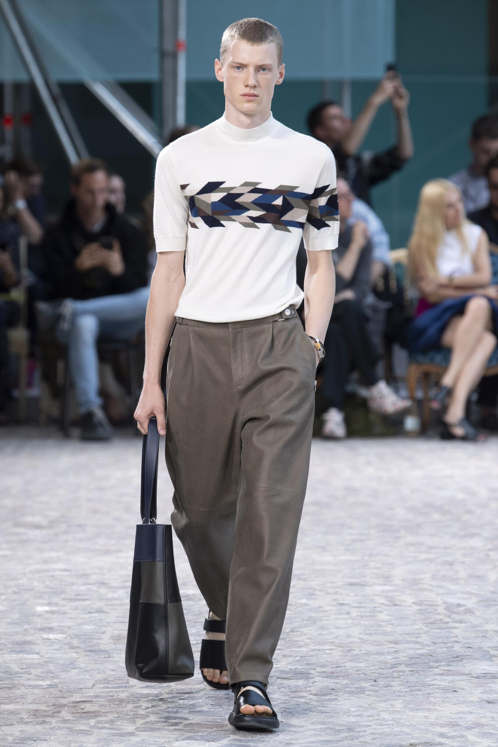 Hermès SS 2020 Menswear