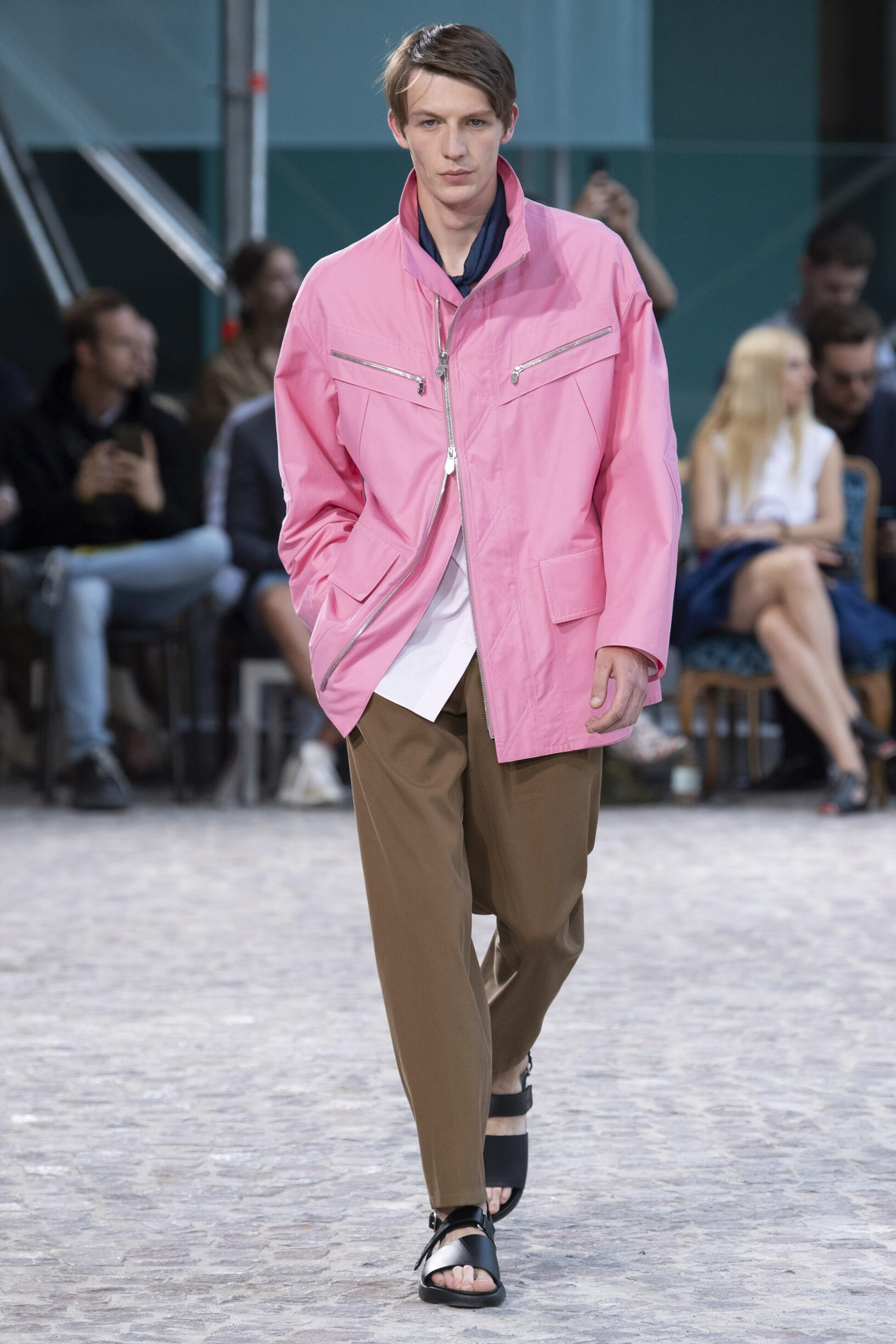 Hermès Spring 2020 Catwalk