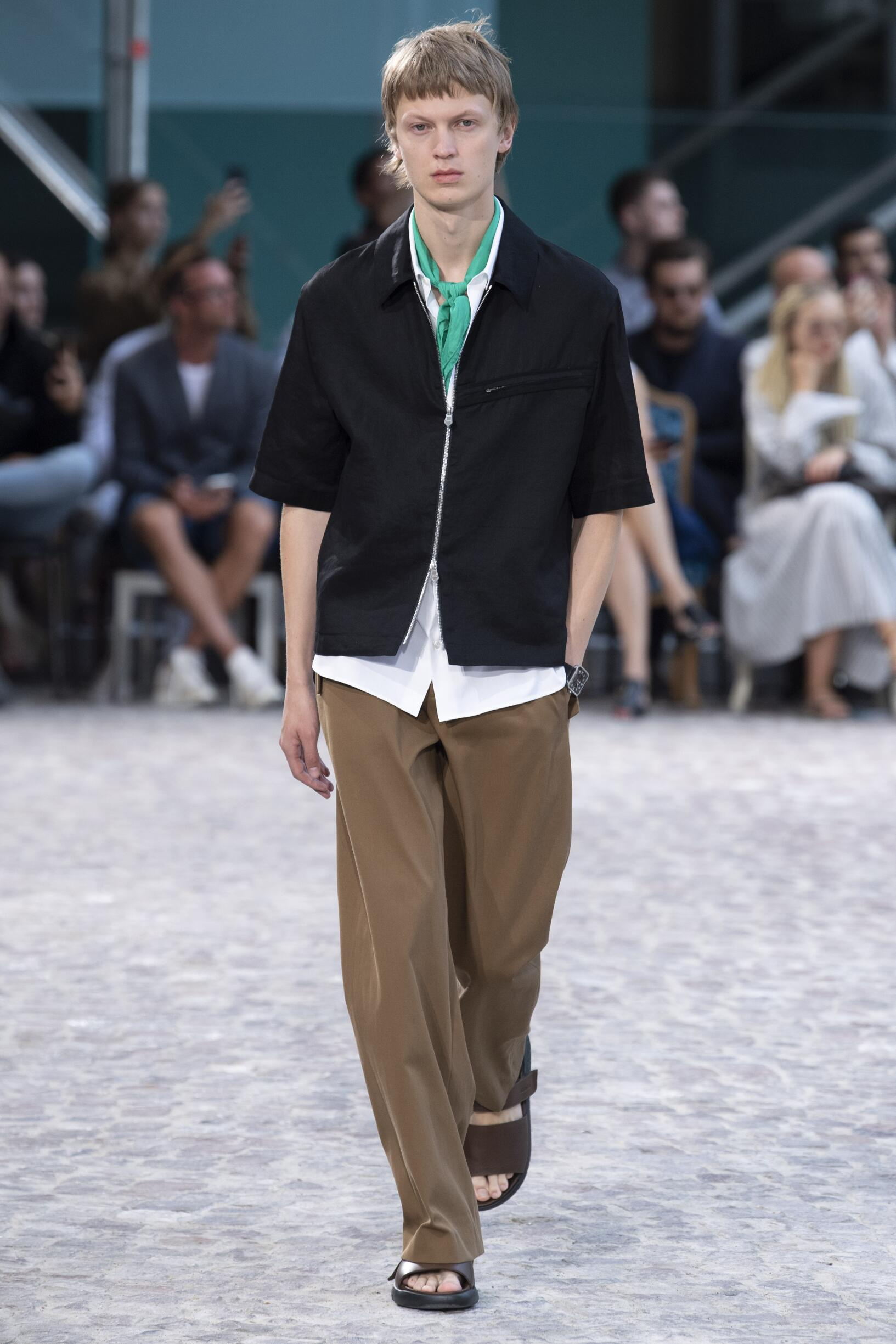 Hermès Spring Summer 2020 Collection Paris Fashion Week