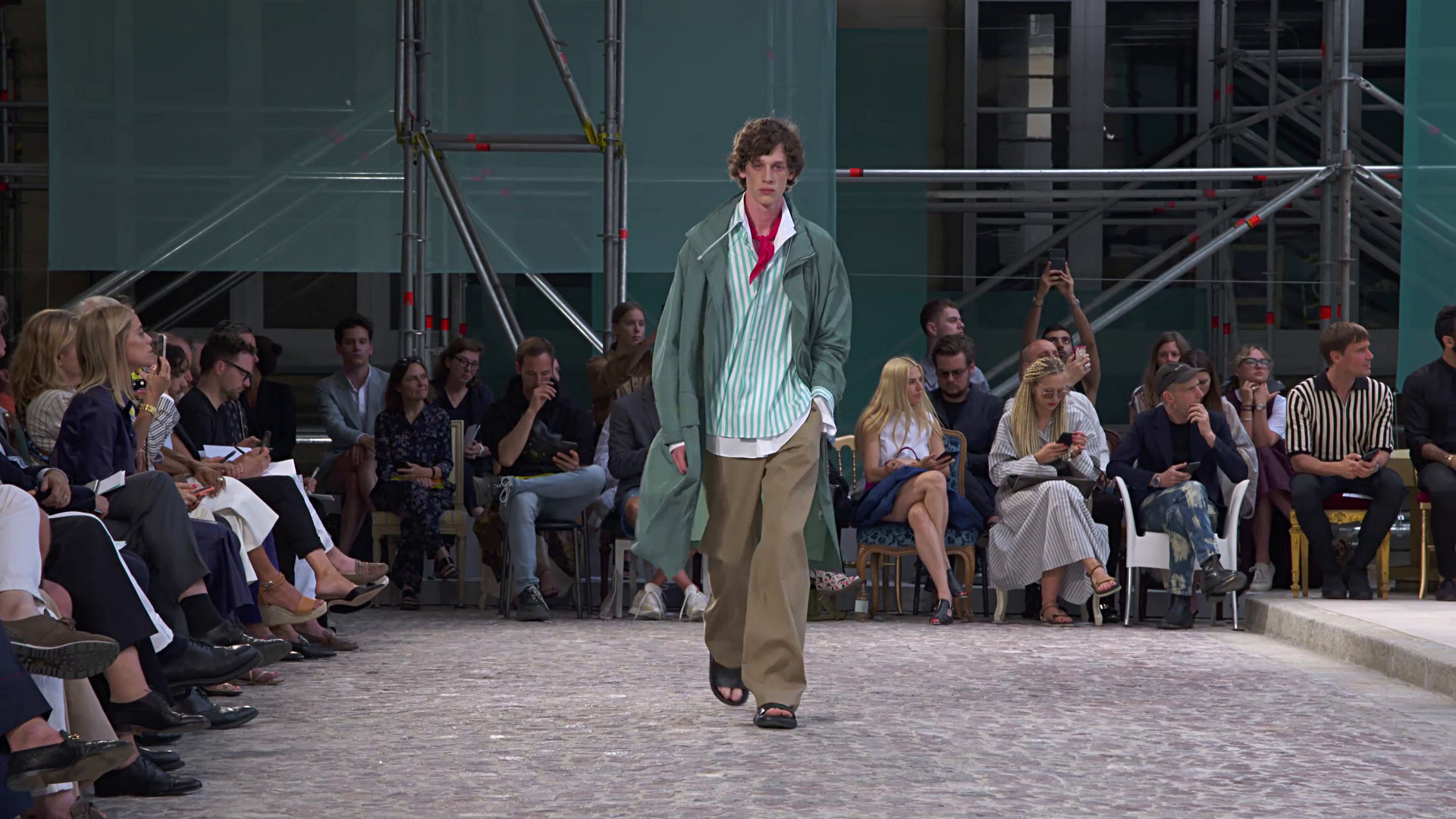 Hermès Spring Summer 2020 Men's Fashion Show - Paris Fashion Week