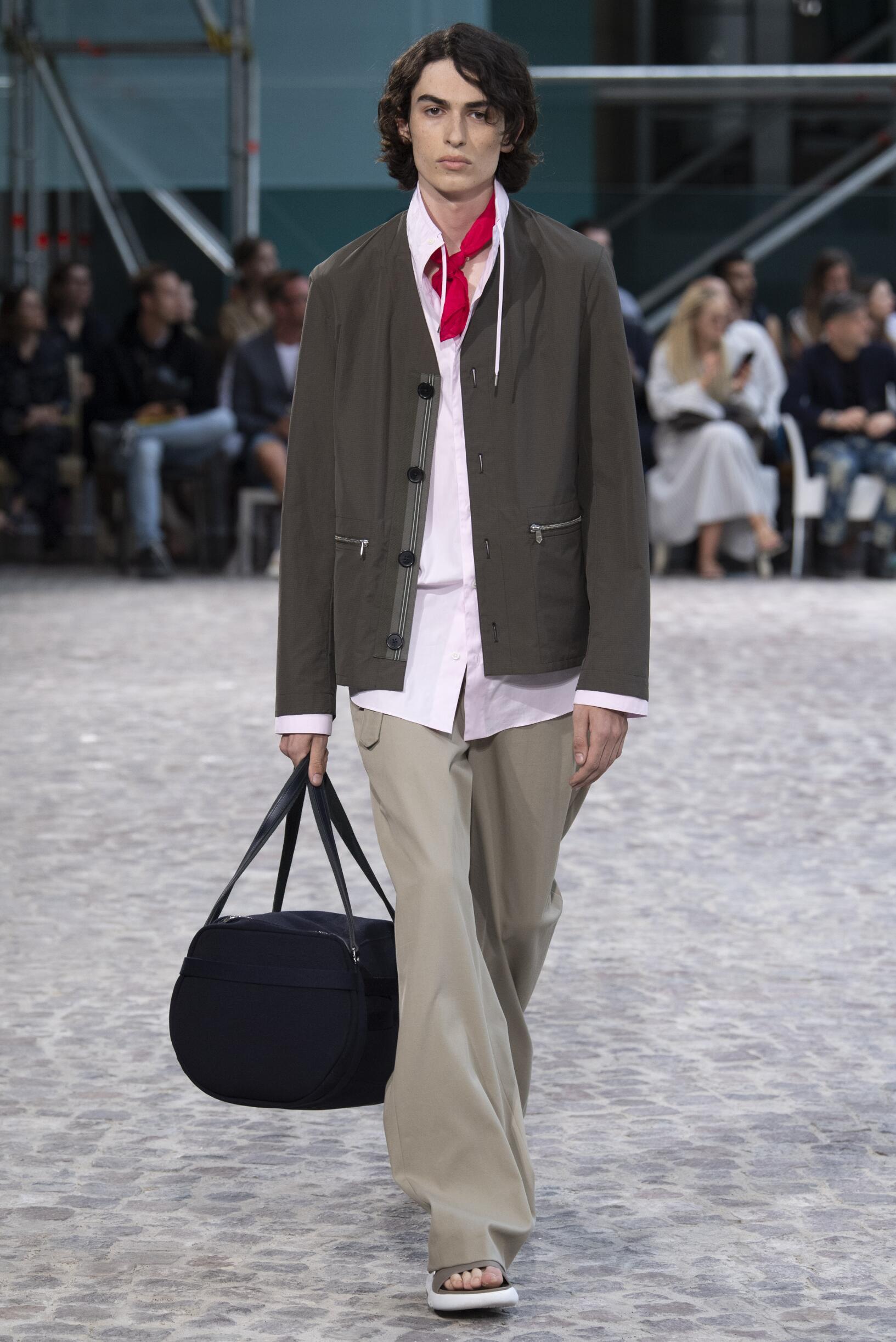 Hermès Summer 2020 Catwalk