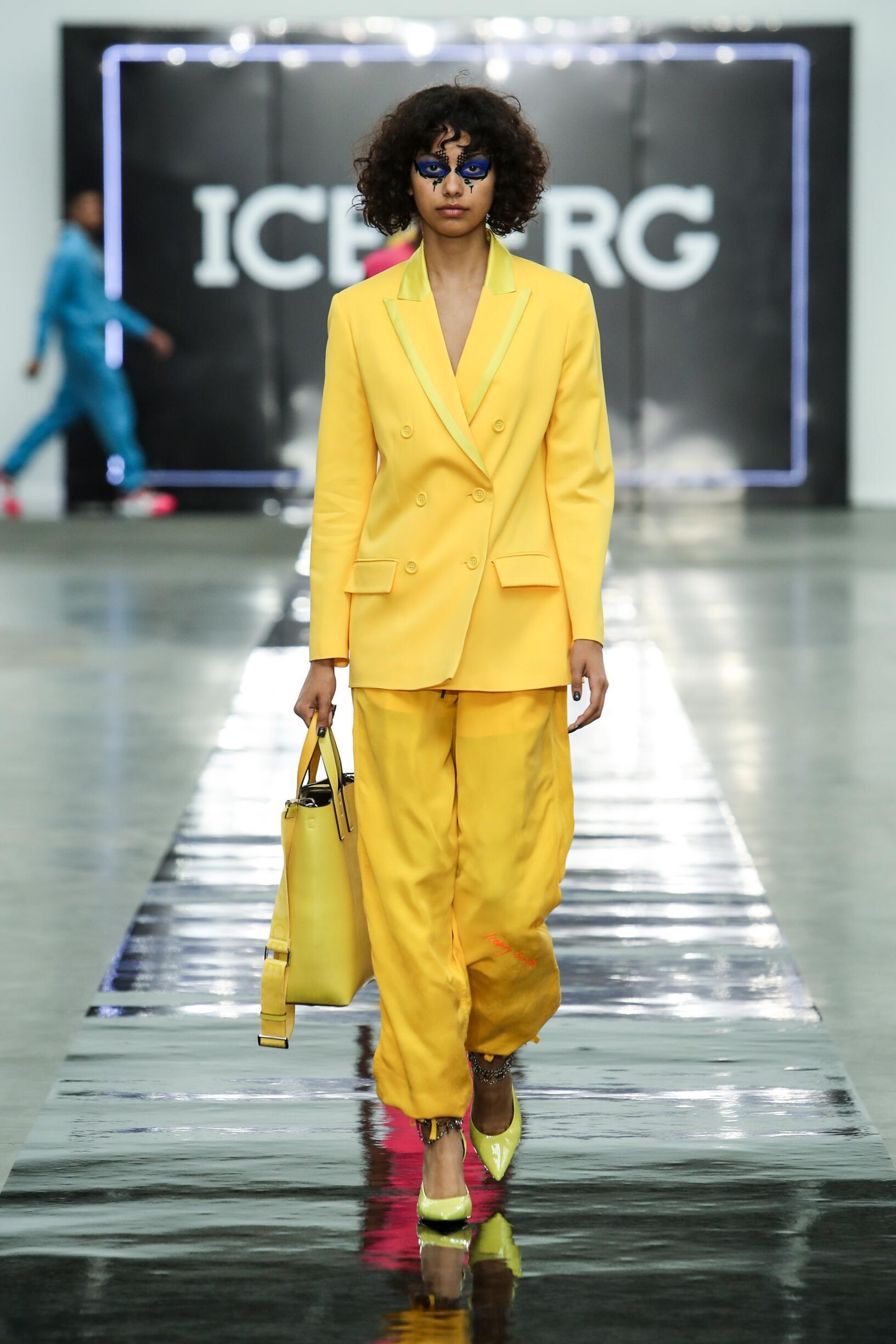 5b35c64f22e Iceberg Spring Summer 2020 Womens Collection London Fashion Week