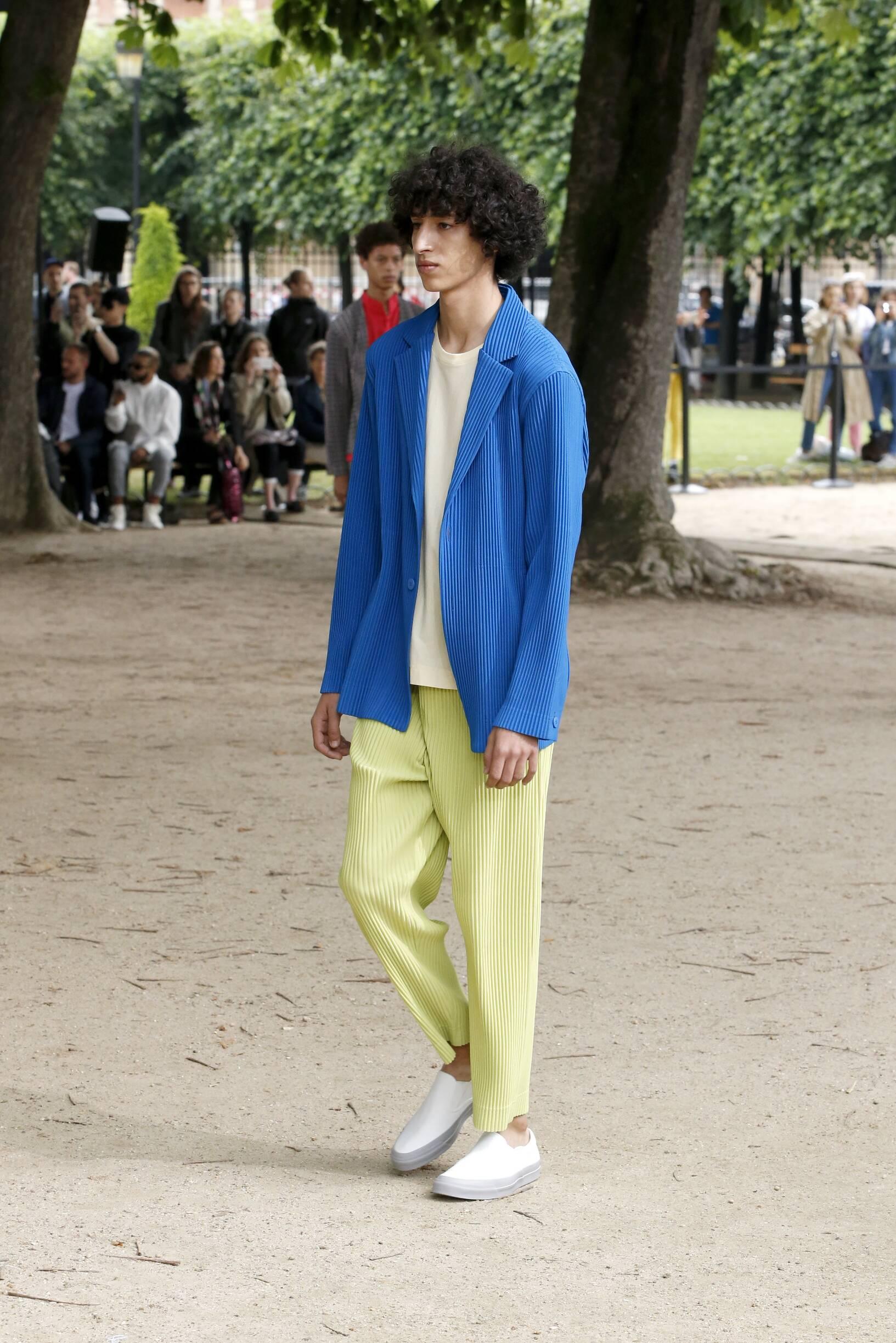 Issey Miyake SS 2020 Menswear