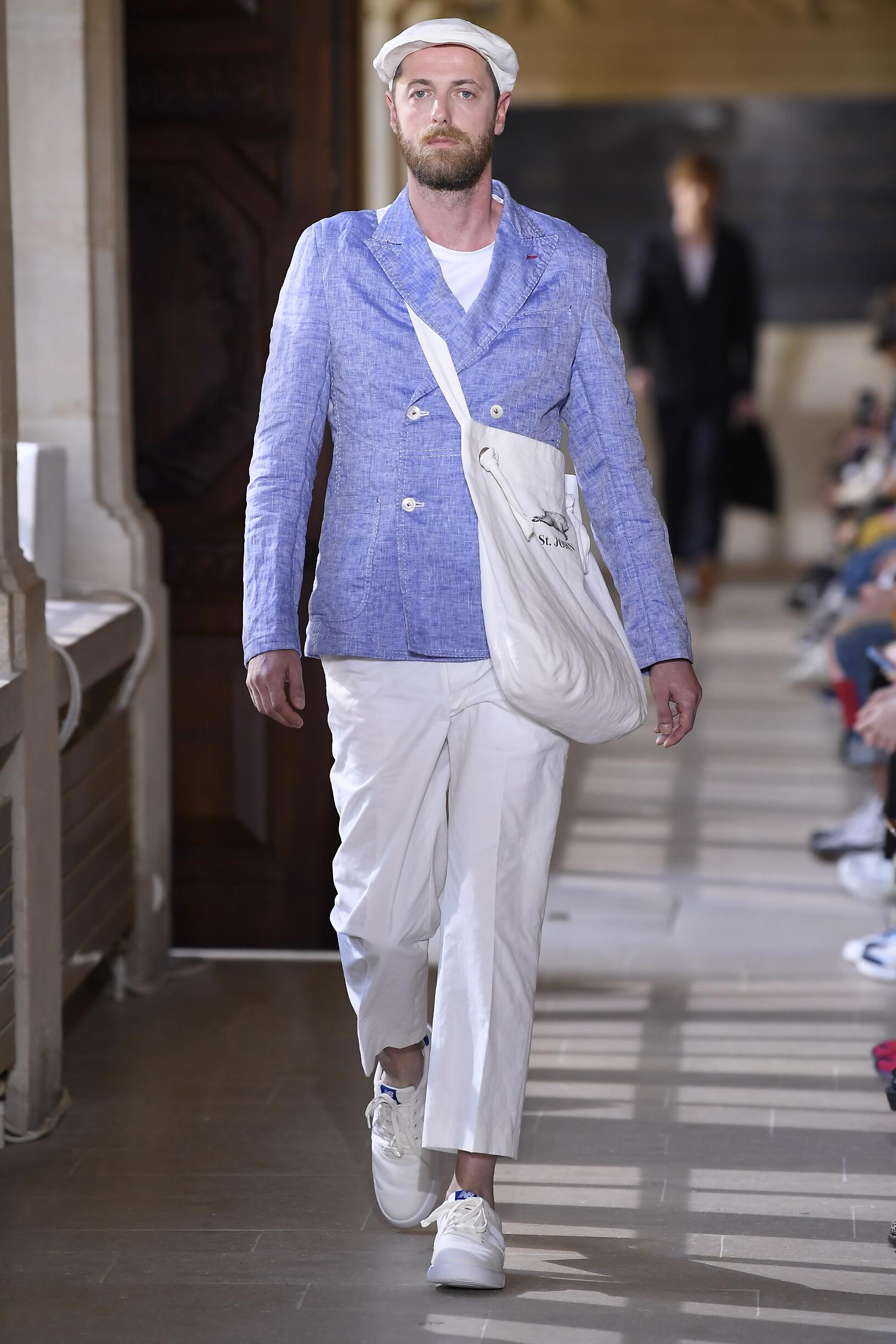 Junya Watanabe Fashion Show SS 2020