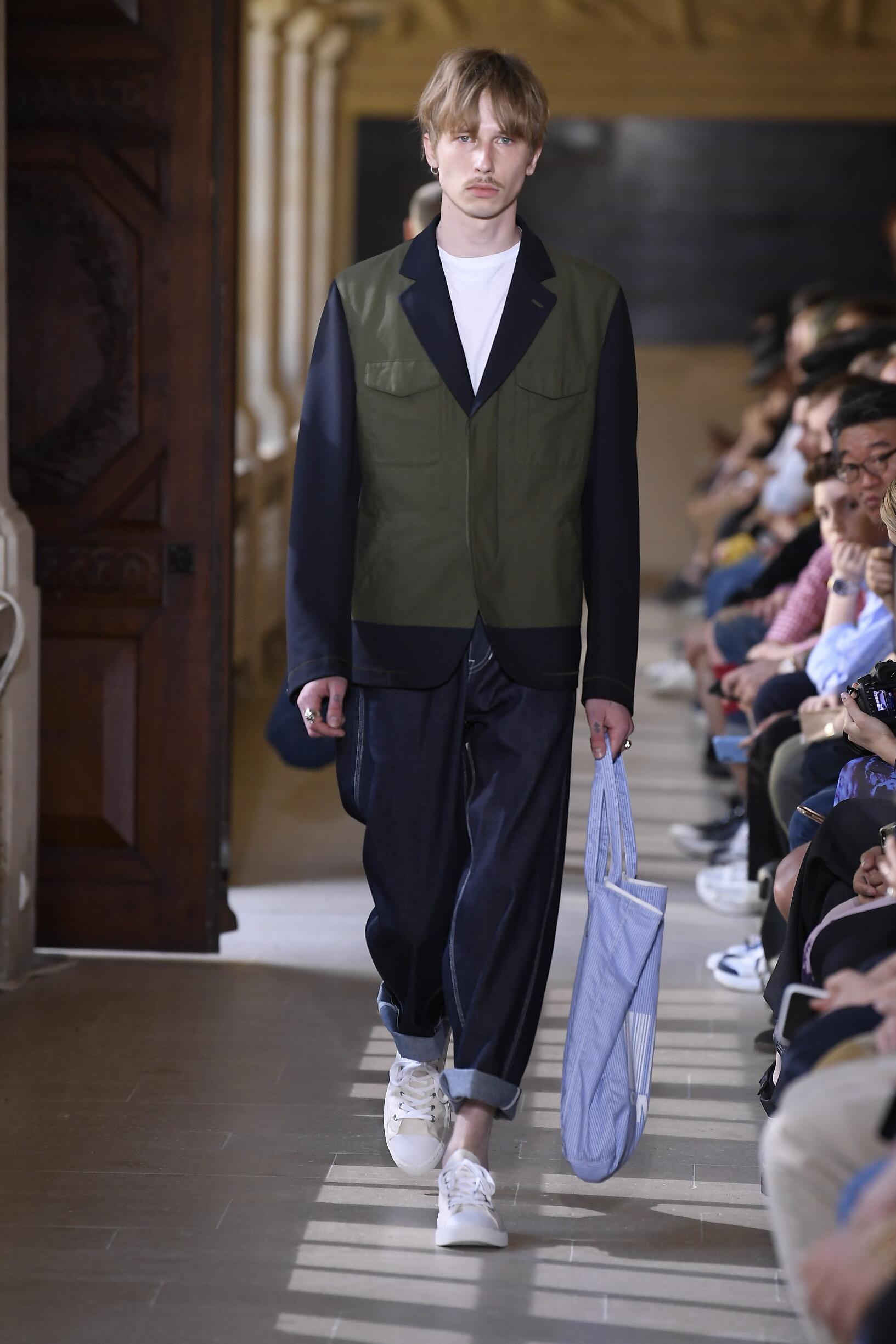 Junya Watanabe Paris Fashion Week Menswear