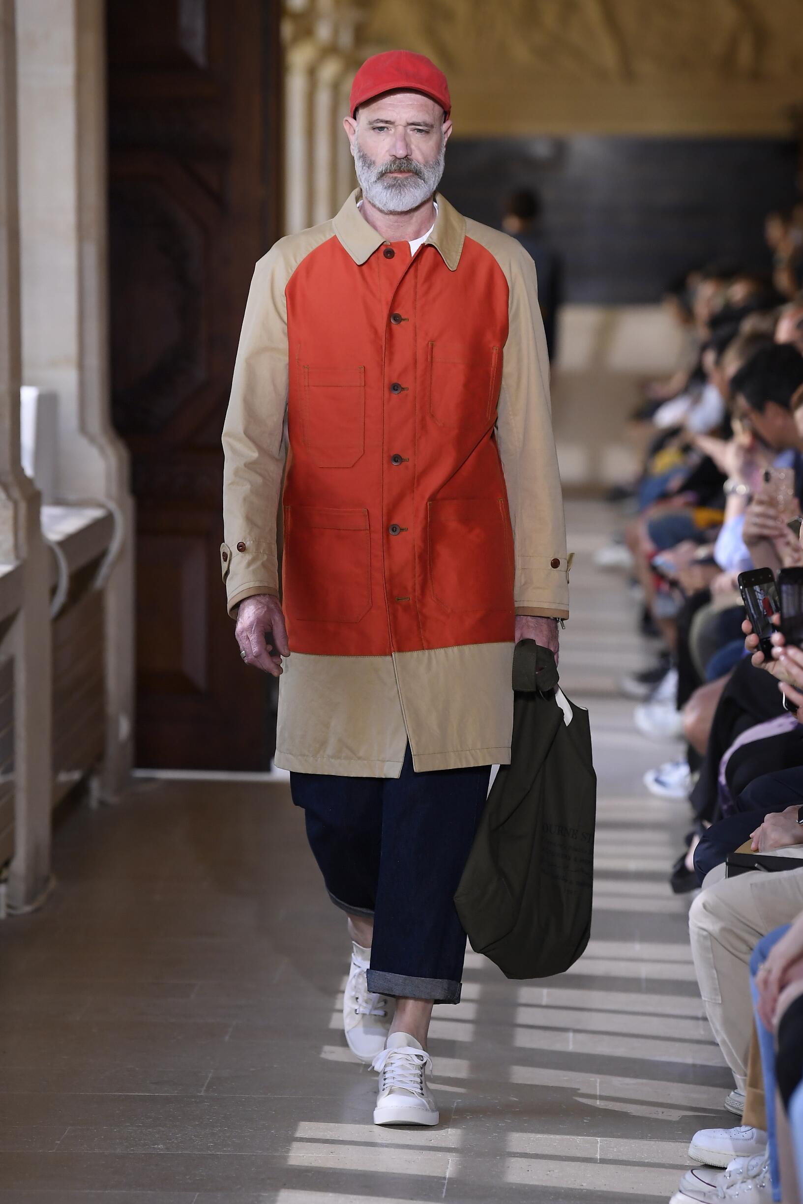 Junya Watanabe Paris Fashion Week