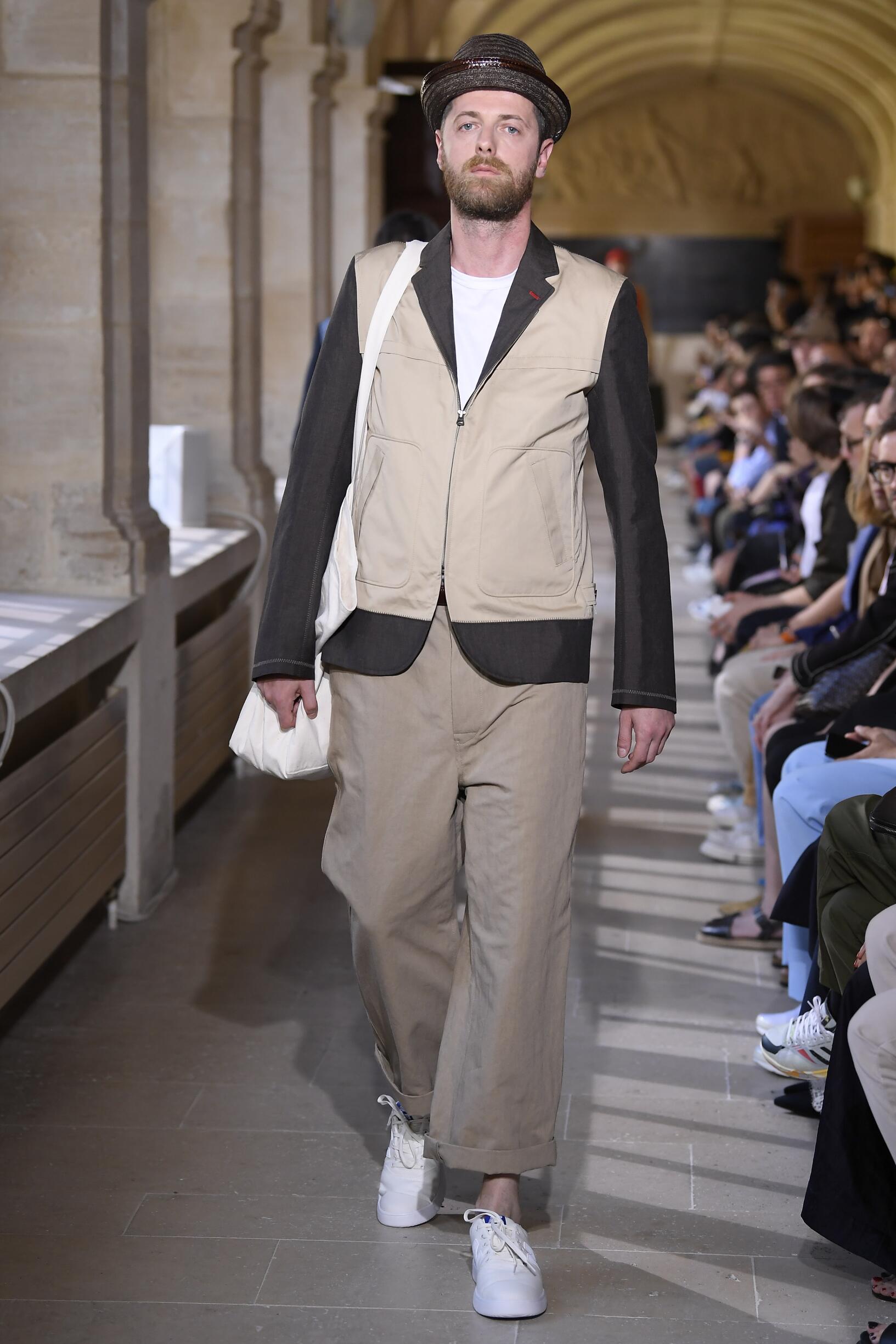 Junya Watanabe SS 2020 Menswear