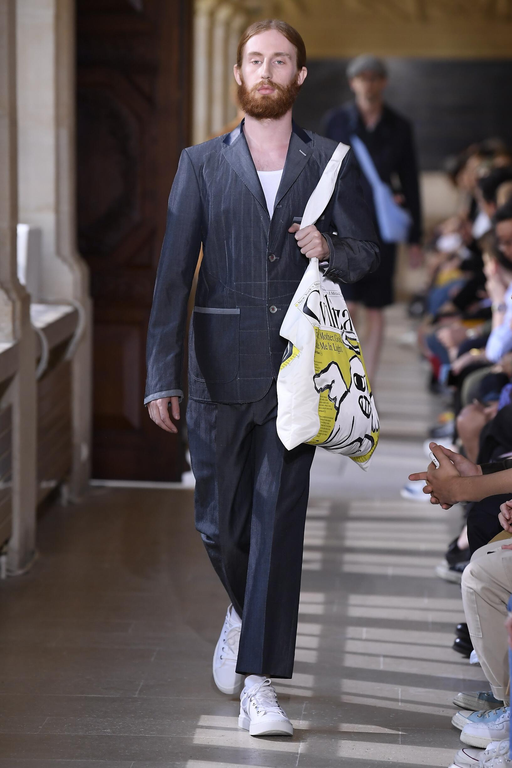 Junya Watanabe Spring Summer 2020 Collection Paris Fashion Week