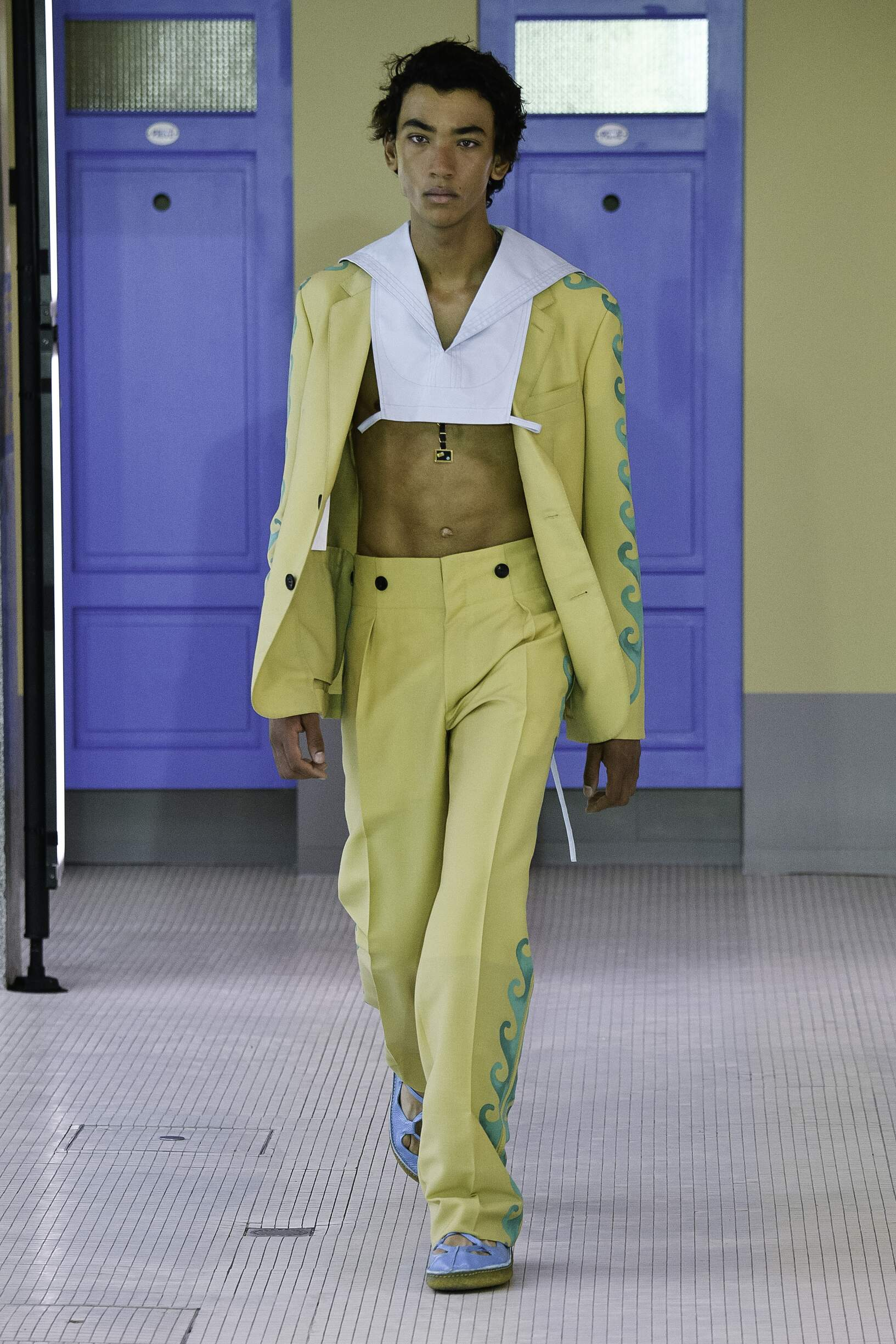 Lanvin Ss 2020 The Skinny Beep