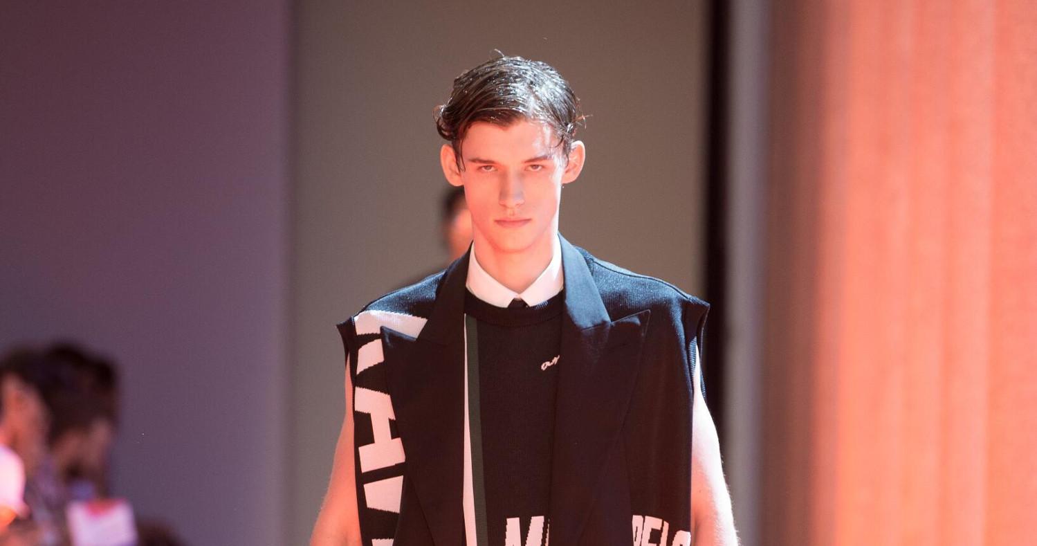 Les Hommes Fashion Show SS 2020 Milan