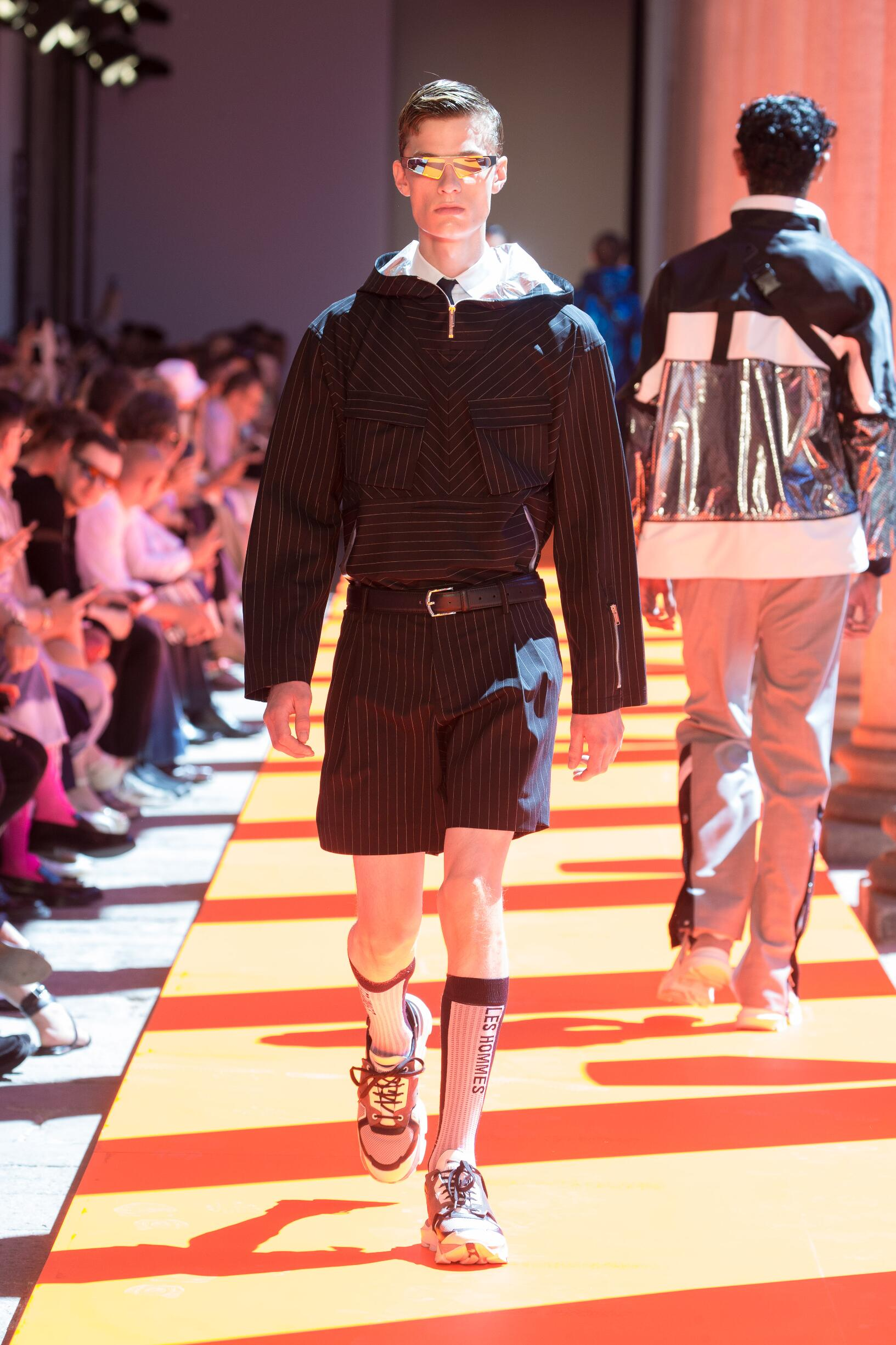 Les Hommes Milan Fashion Week Menswear