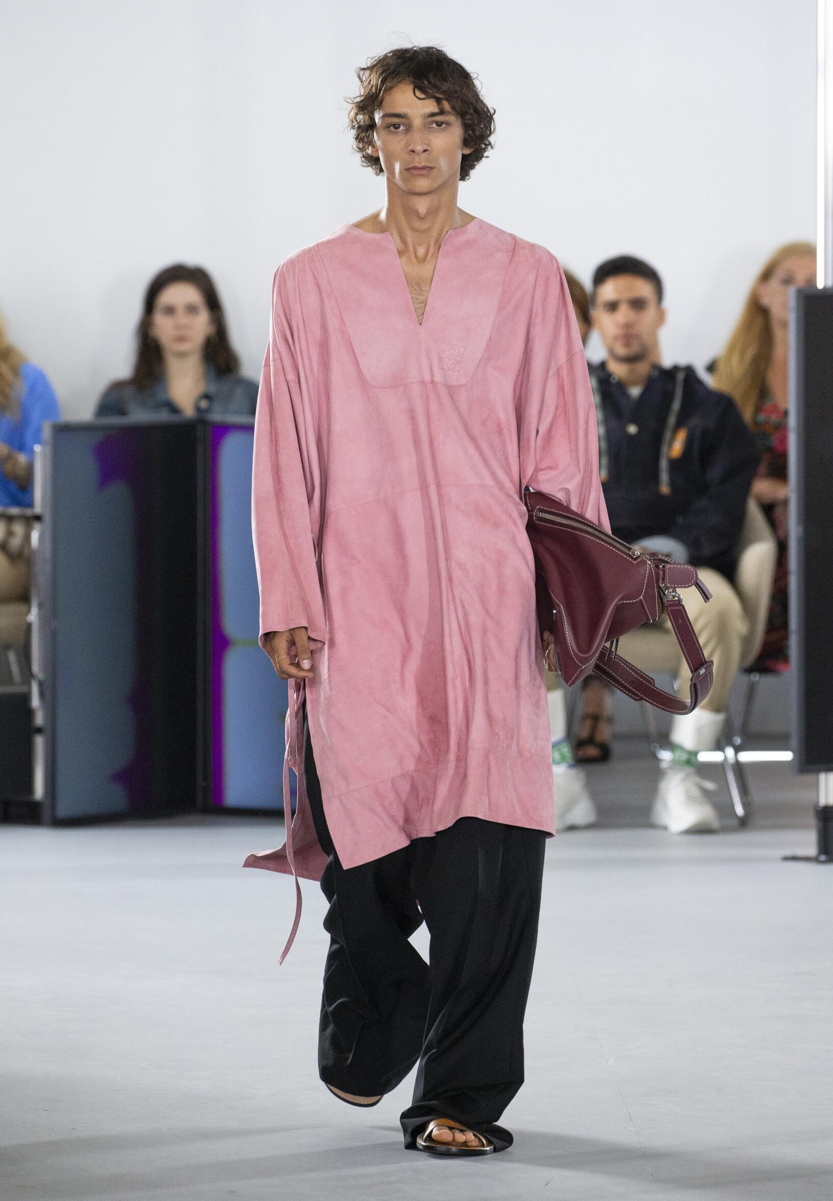 Loewe Men's Collection 2020