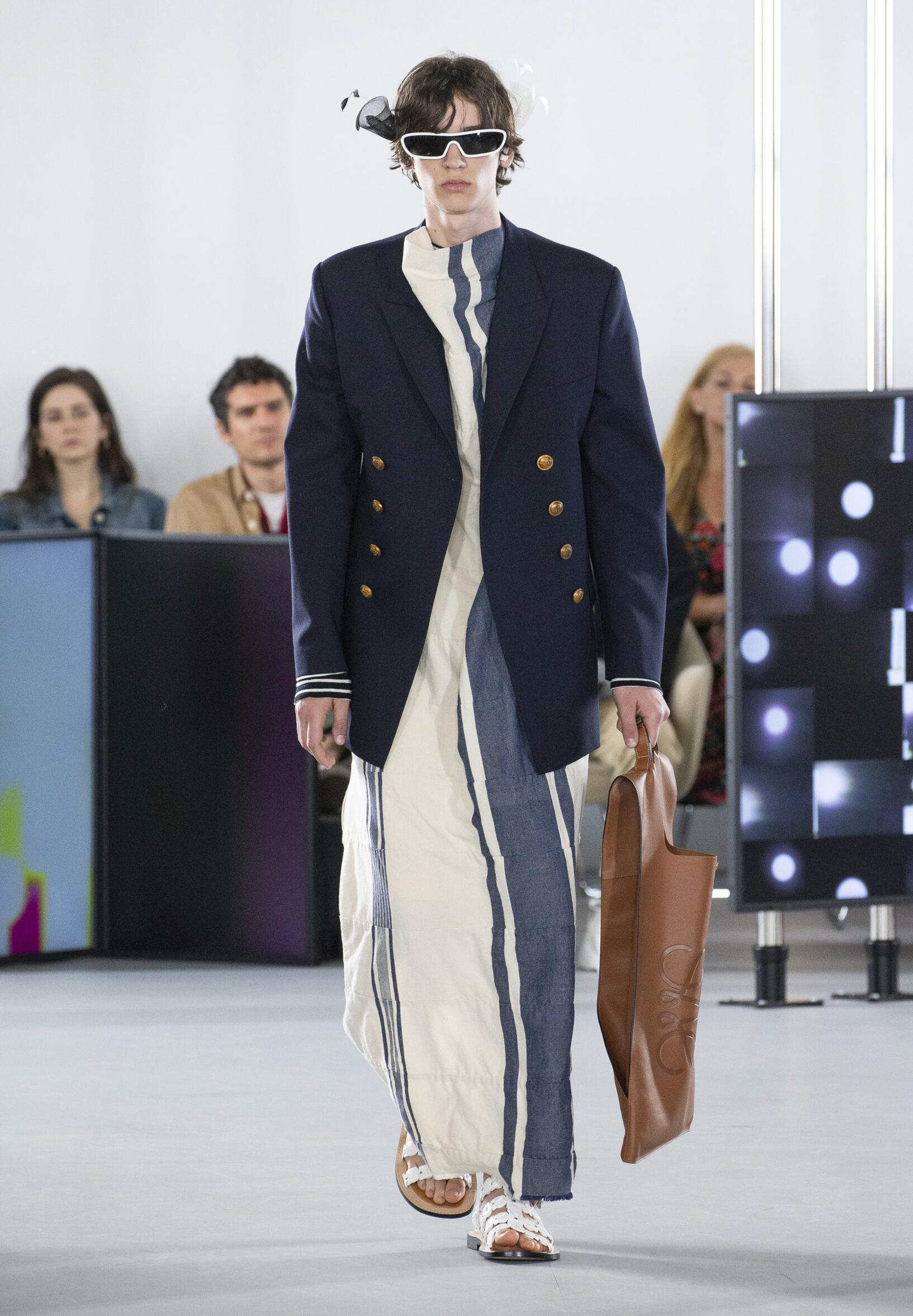 Loewe Spring Summer 2020 Men S Collection The Skinny Beep