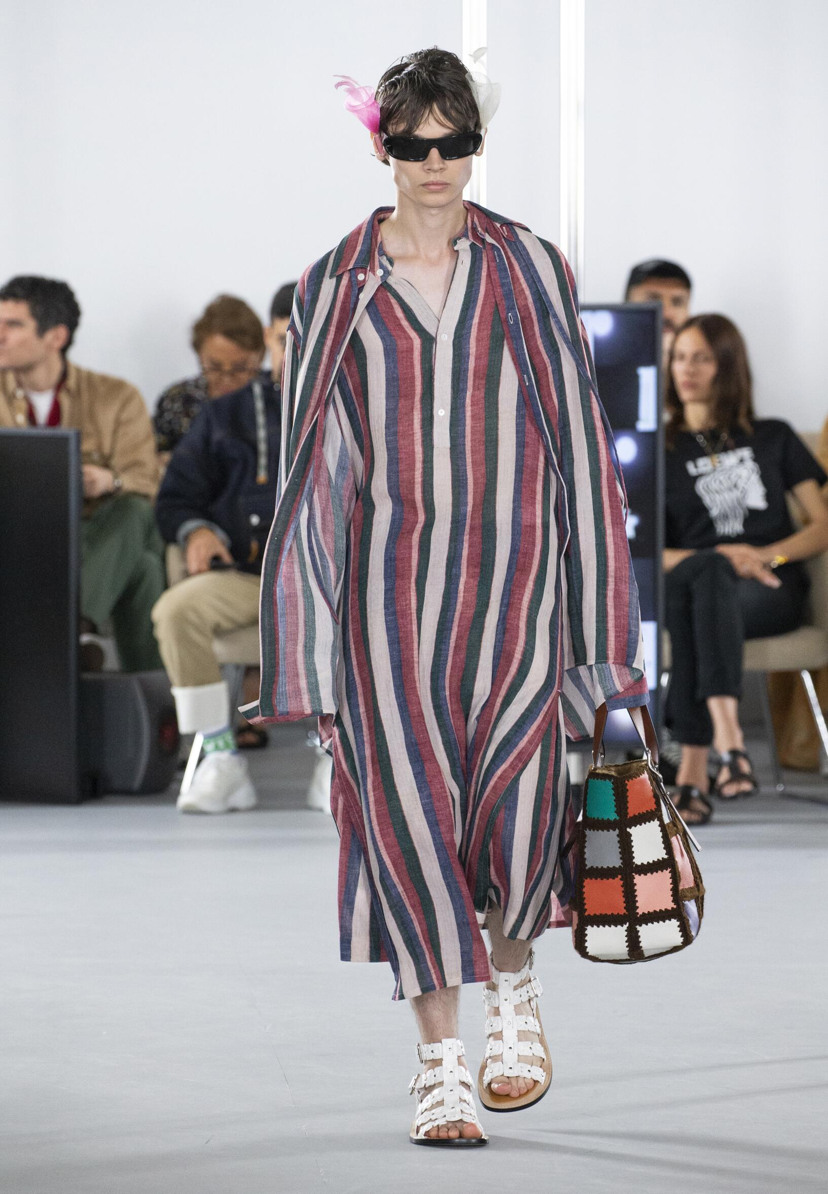Loewe Spring Summer 2020 Collection Paris Fashion Week