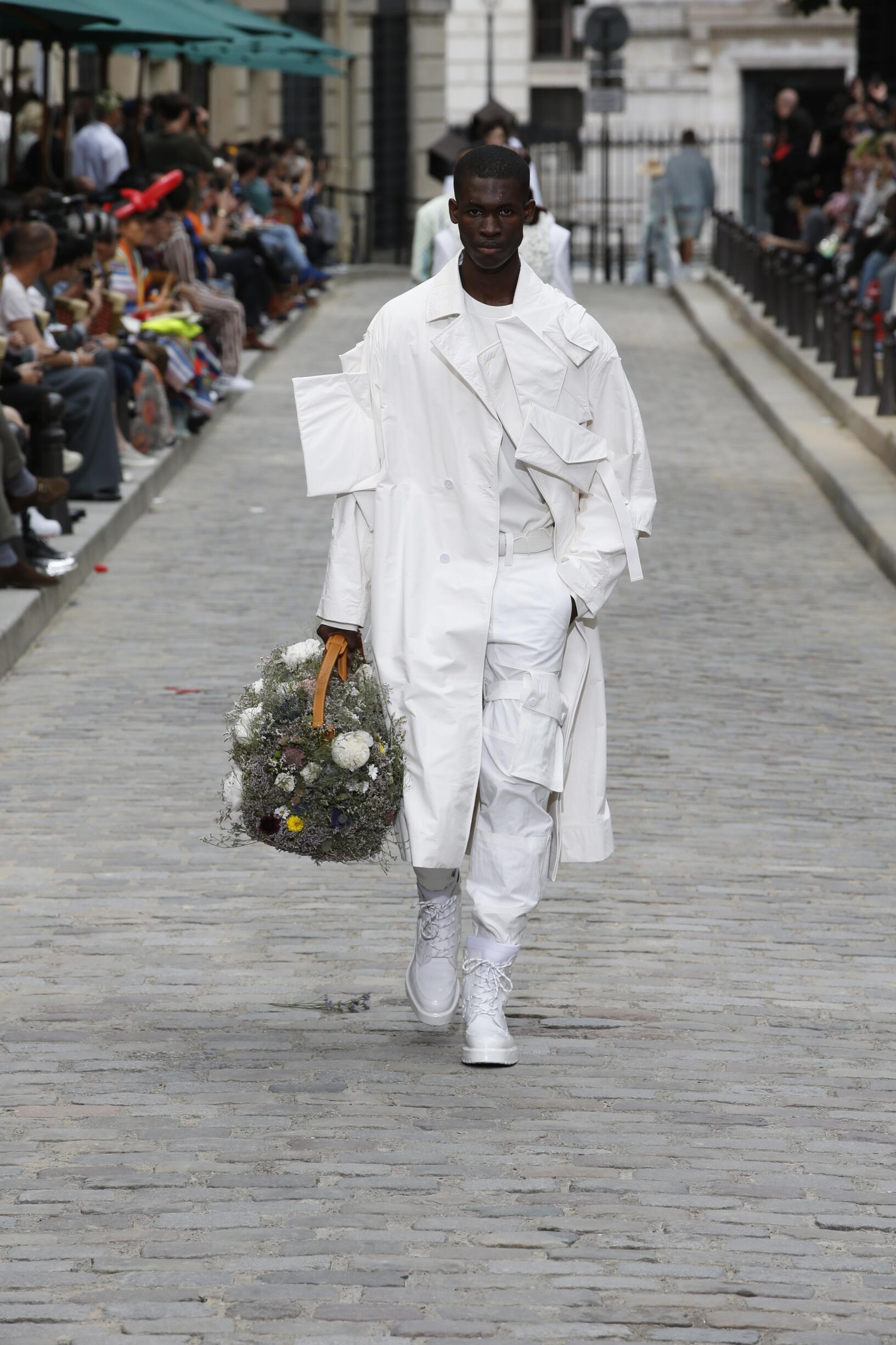 Louis Vuitton 2020 Paris Trends