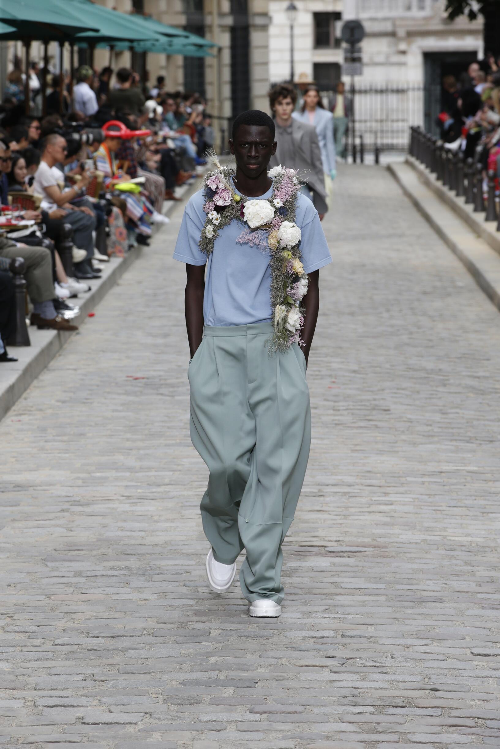 Louis Vuitton Man 2020
