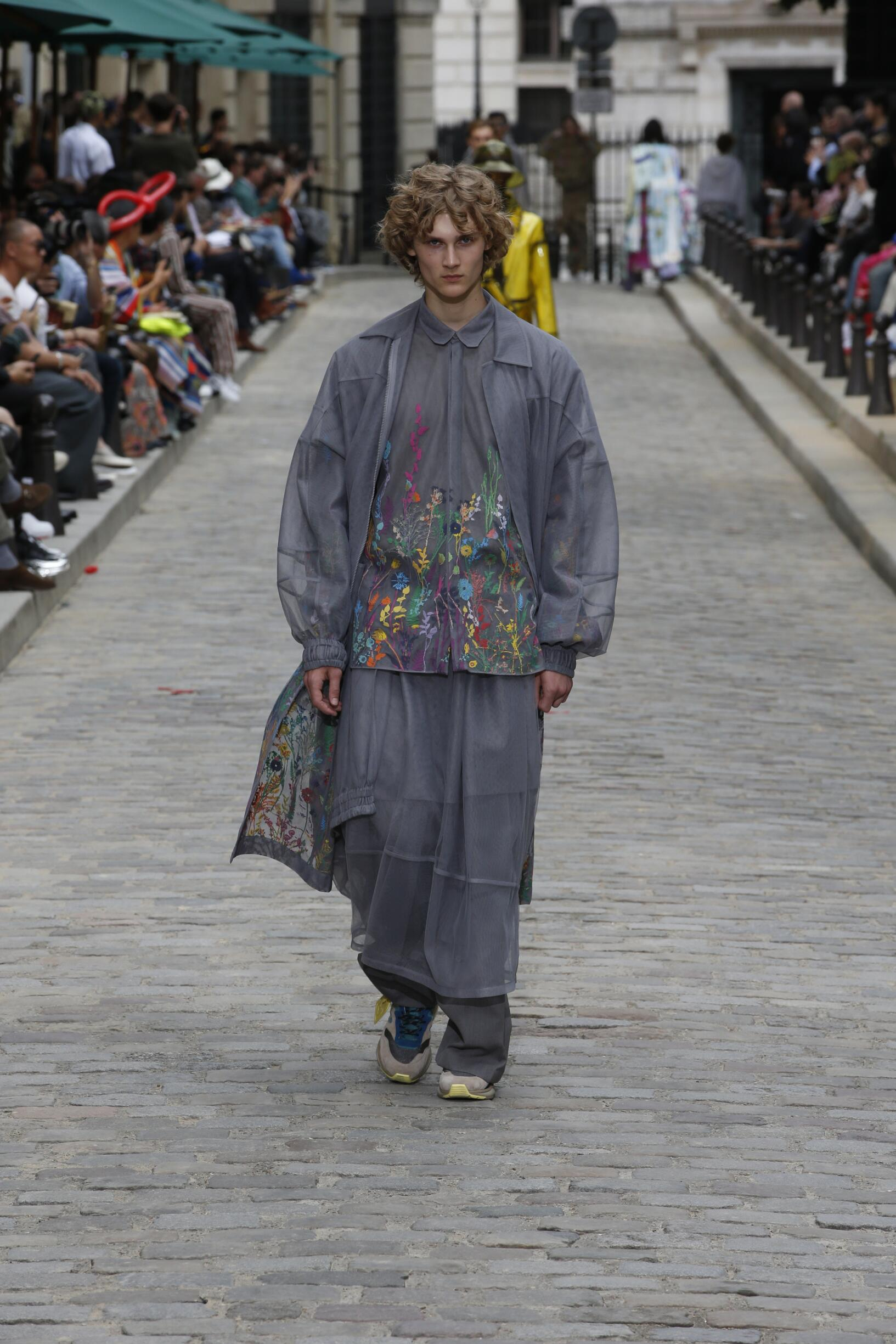 Louis Vuitton Man Style