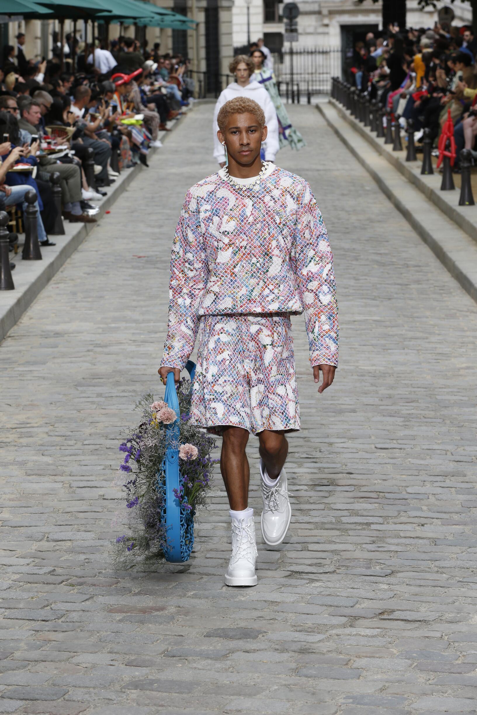 Louis Vuitton Men's Collection 2020