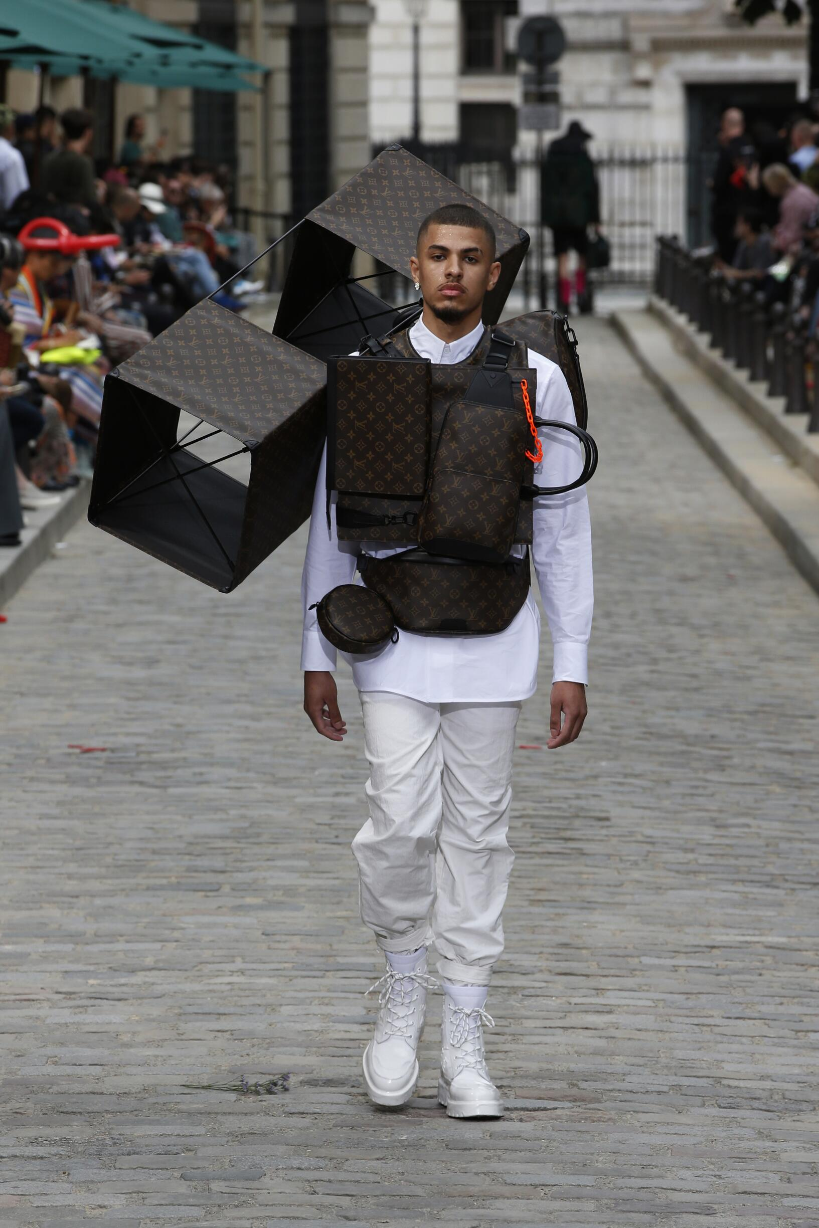 Louis Vuitton Menswear Collection Trends