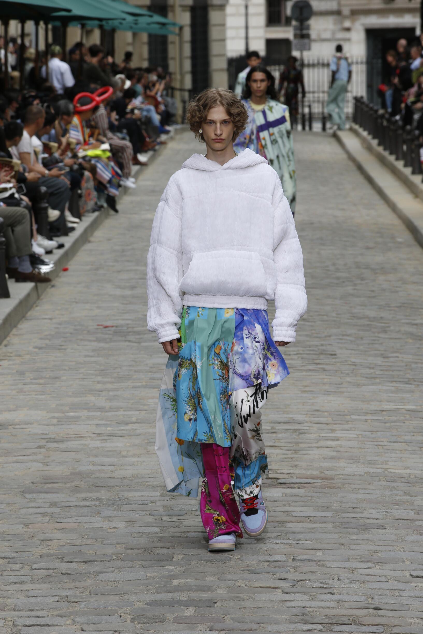 Louis Vuitton SS 2020 Menswear
