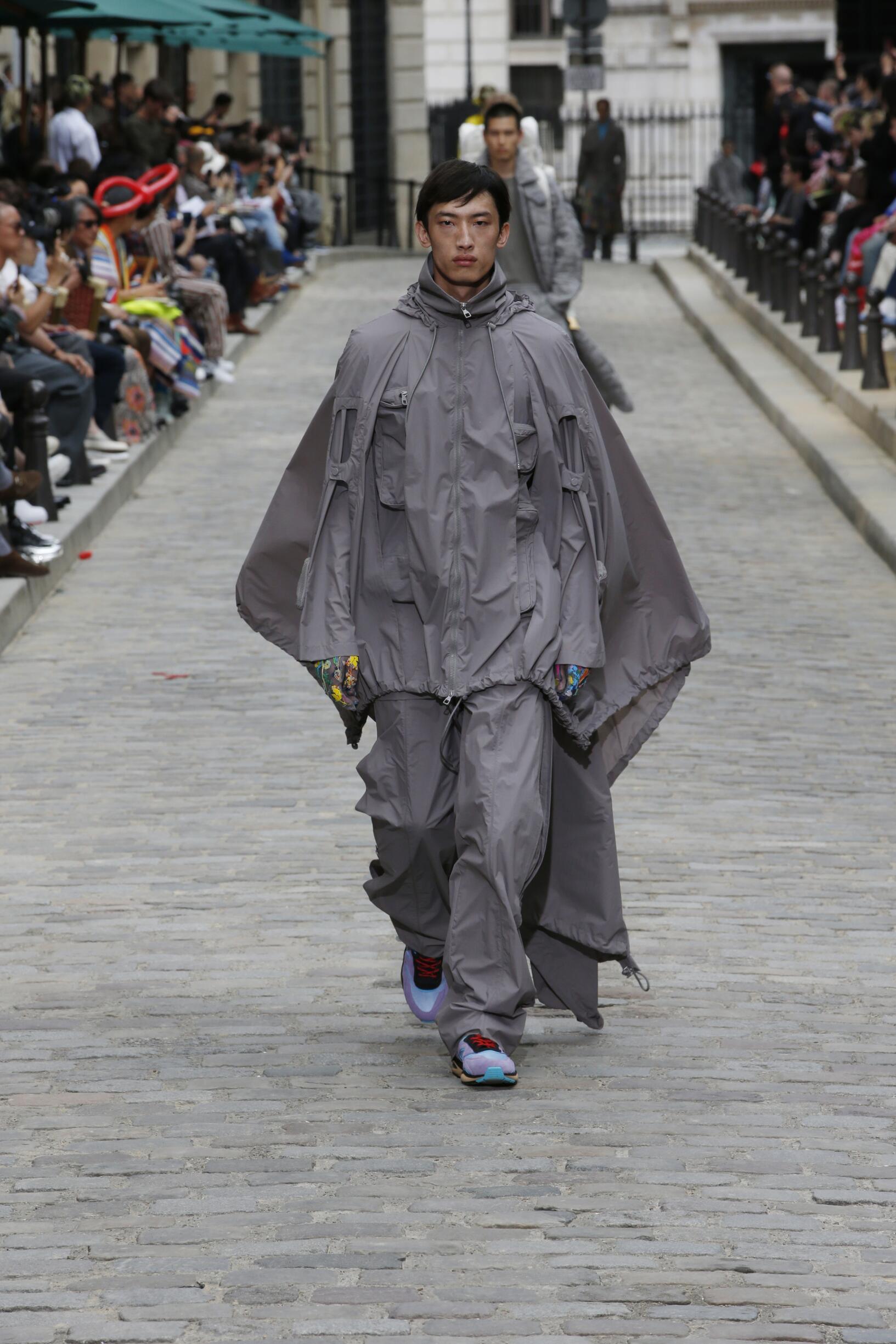 Louis Vuitton Spring 2020 Catwalk