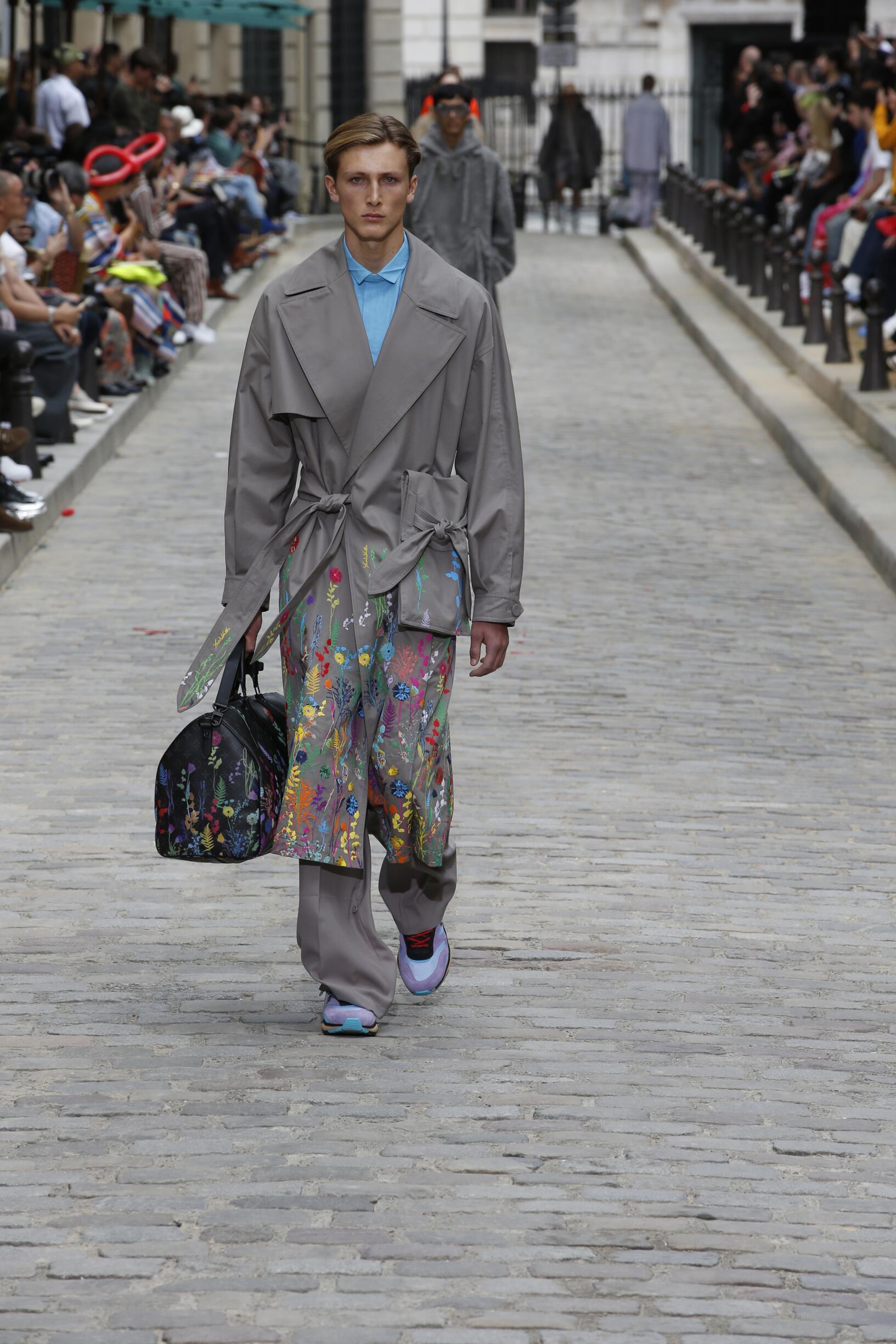 Louis Vuitton Summer 2020 Catwalk