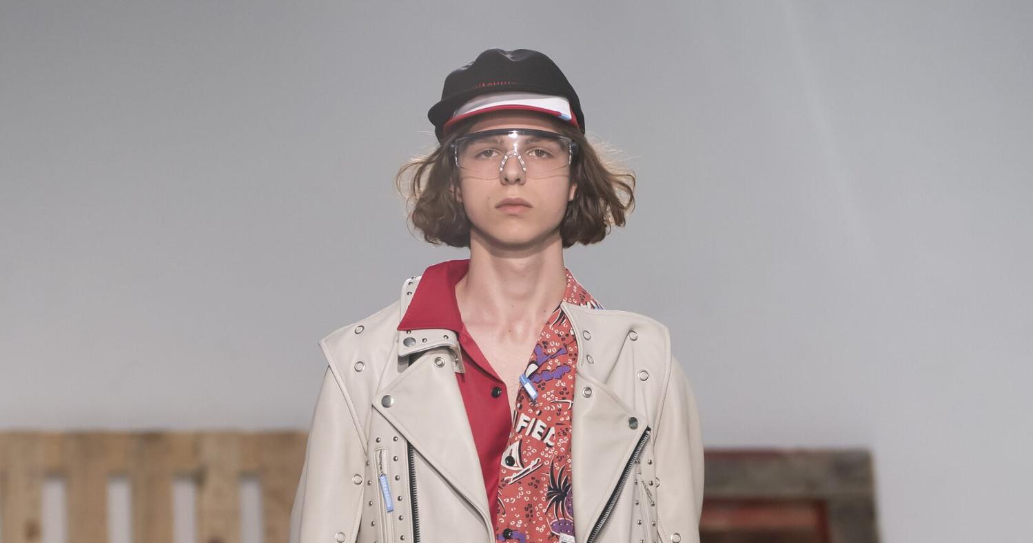Maison Mihara Yasuhiro Fashion Show SS 2020 Paris
